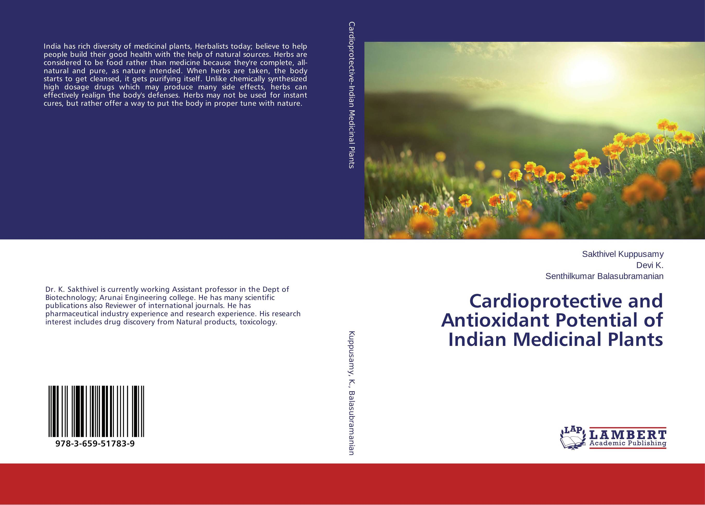 Cardioprotective and Antioxidant Potential of Indian Medicinal Plants antioxidant medicinal property of some indian spices and herb extracts