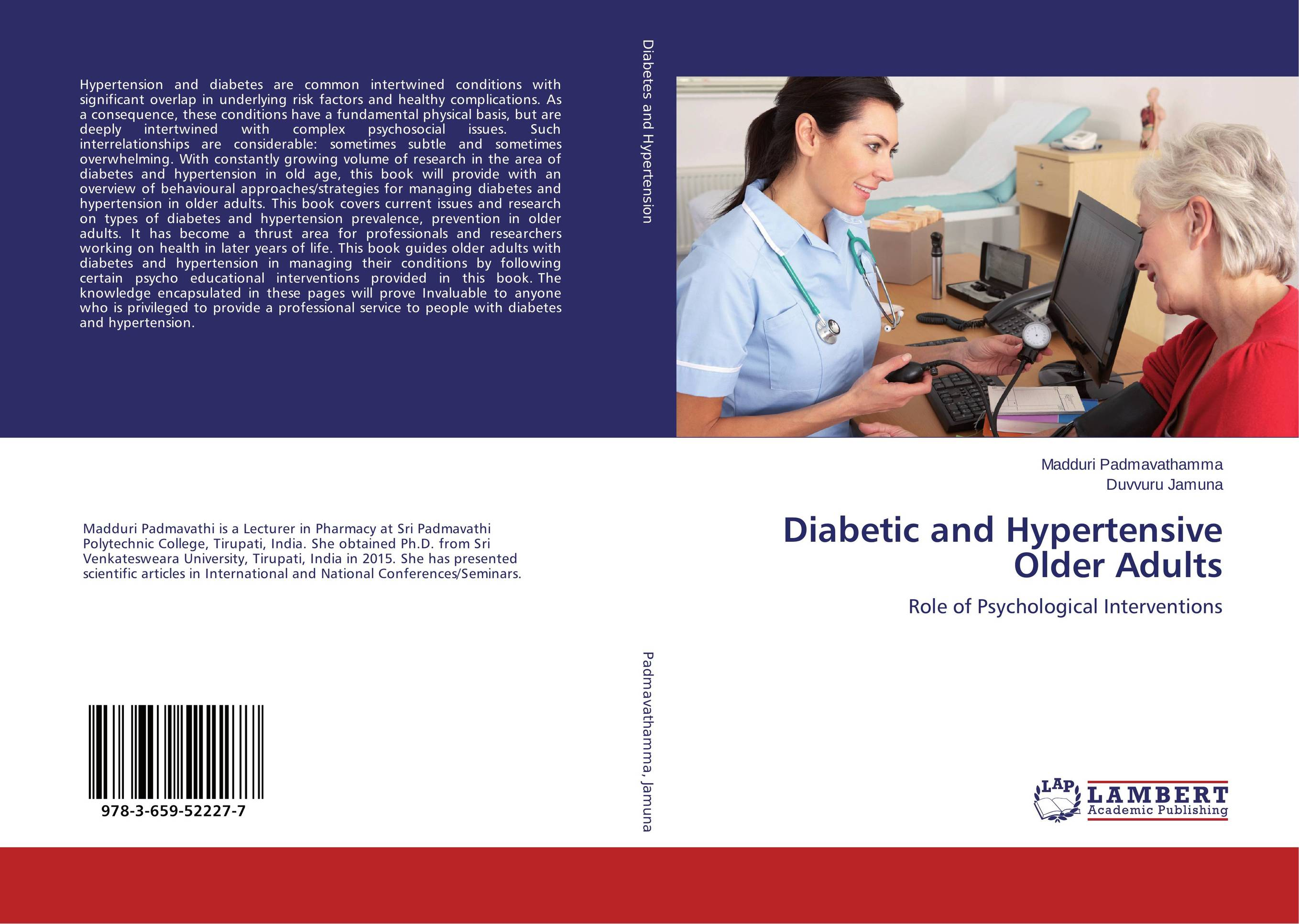 Diabetic and Hypertensive Older Adults visuomotor adaptation in older adults with and without mci