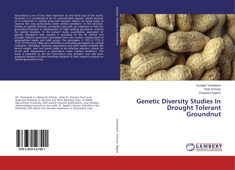 Genetic Diversity Studies In Drought Tolerant Groundnut genetic diversity in linseed