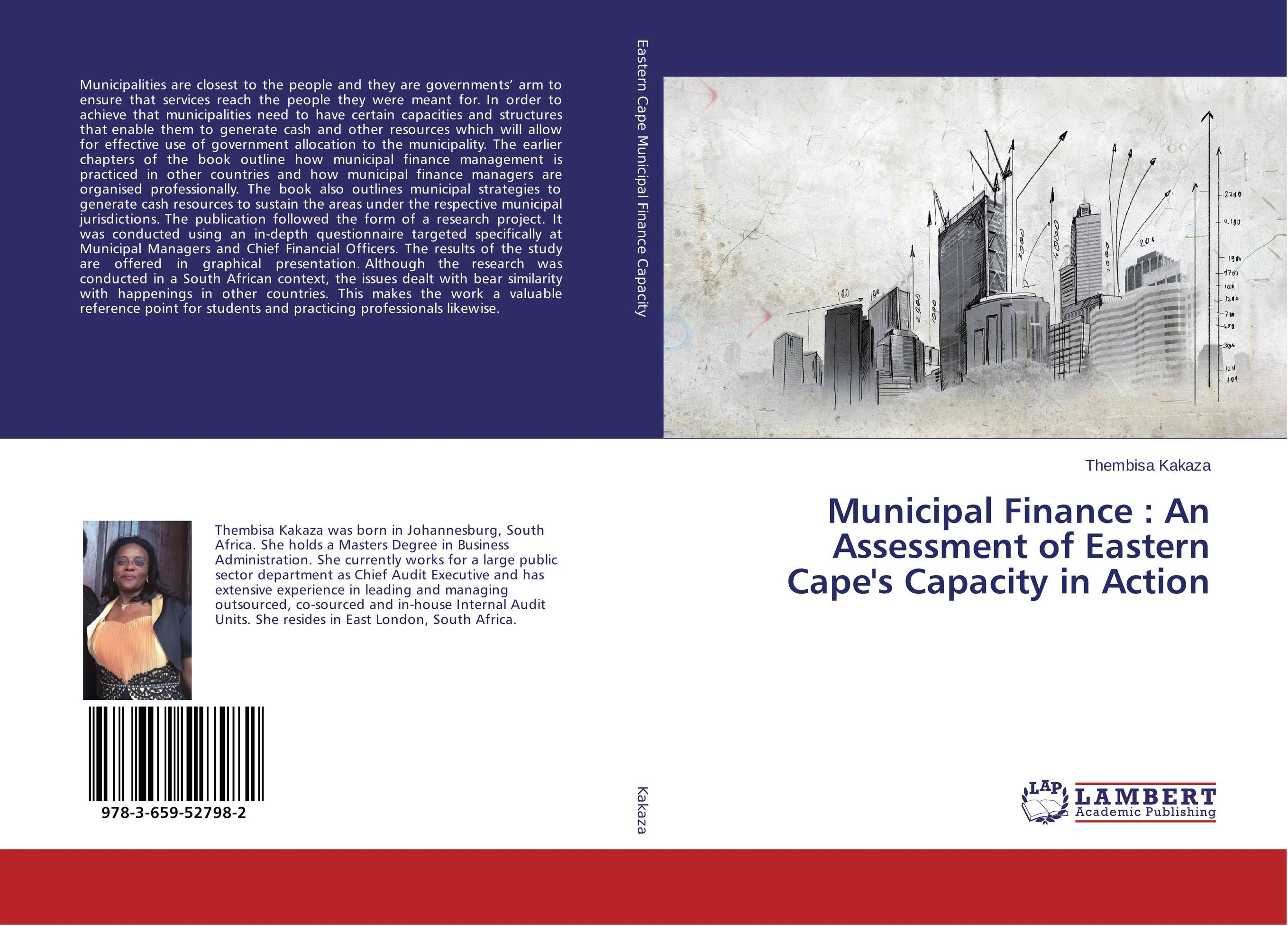 Municipal Finance : An Assessment of Eastern Cape's Capacity in Action cj stanley late ching finance – hu kuang–yung as an innovator