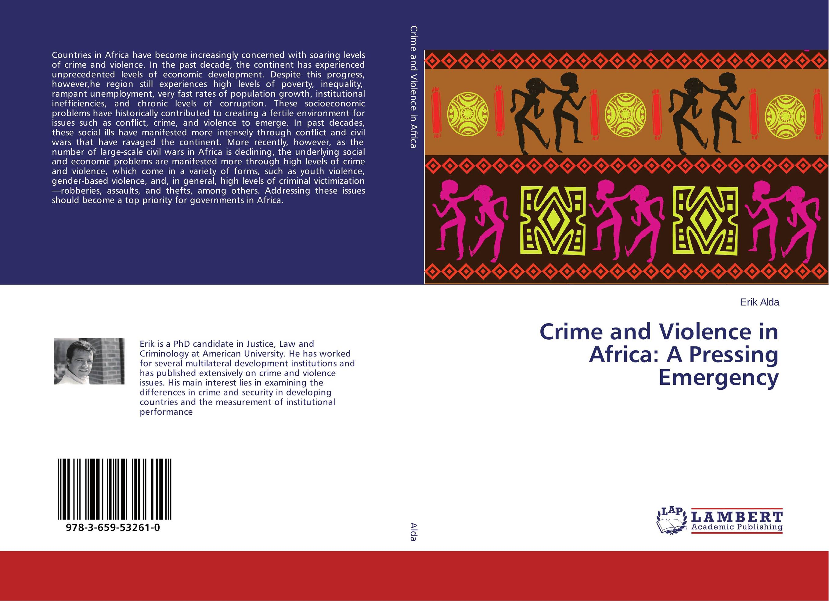 Crime and Violence in Africa: A Pressing Emergency nation gender and cultures of violence