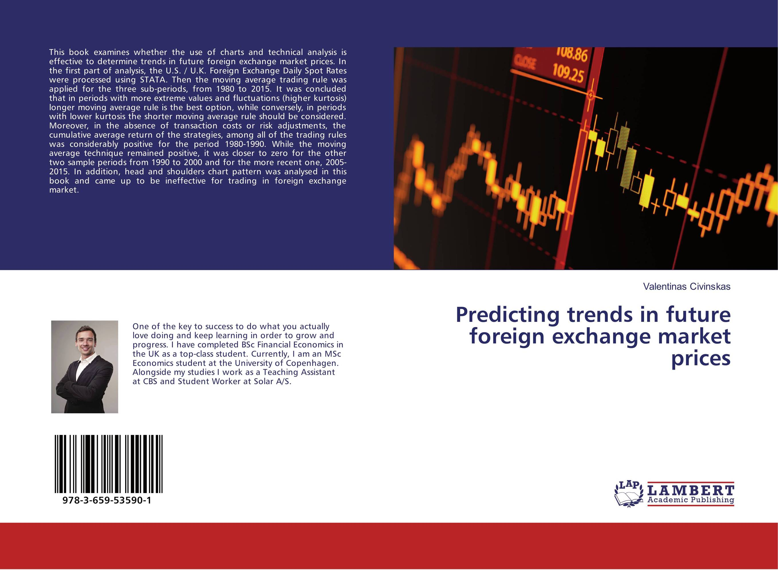 Predicting trends in future foreign exchange market prices predicting trends in future foreign exchange market prices
