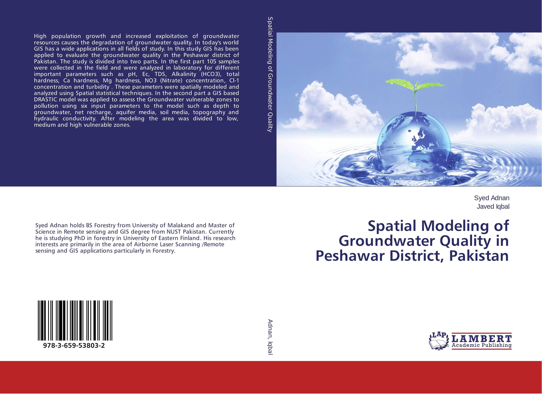 купить Spatial Modeling of Groundwater Quality in Peshawar District, Pakistan недорого
