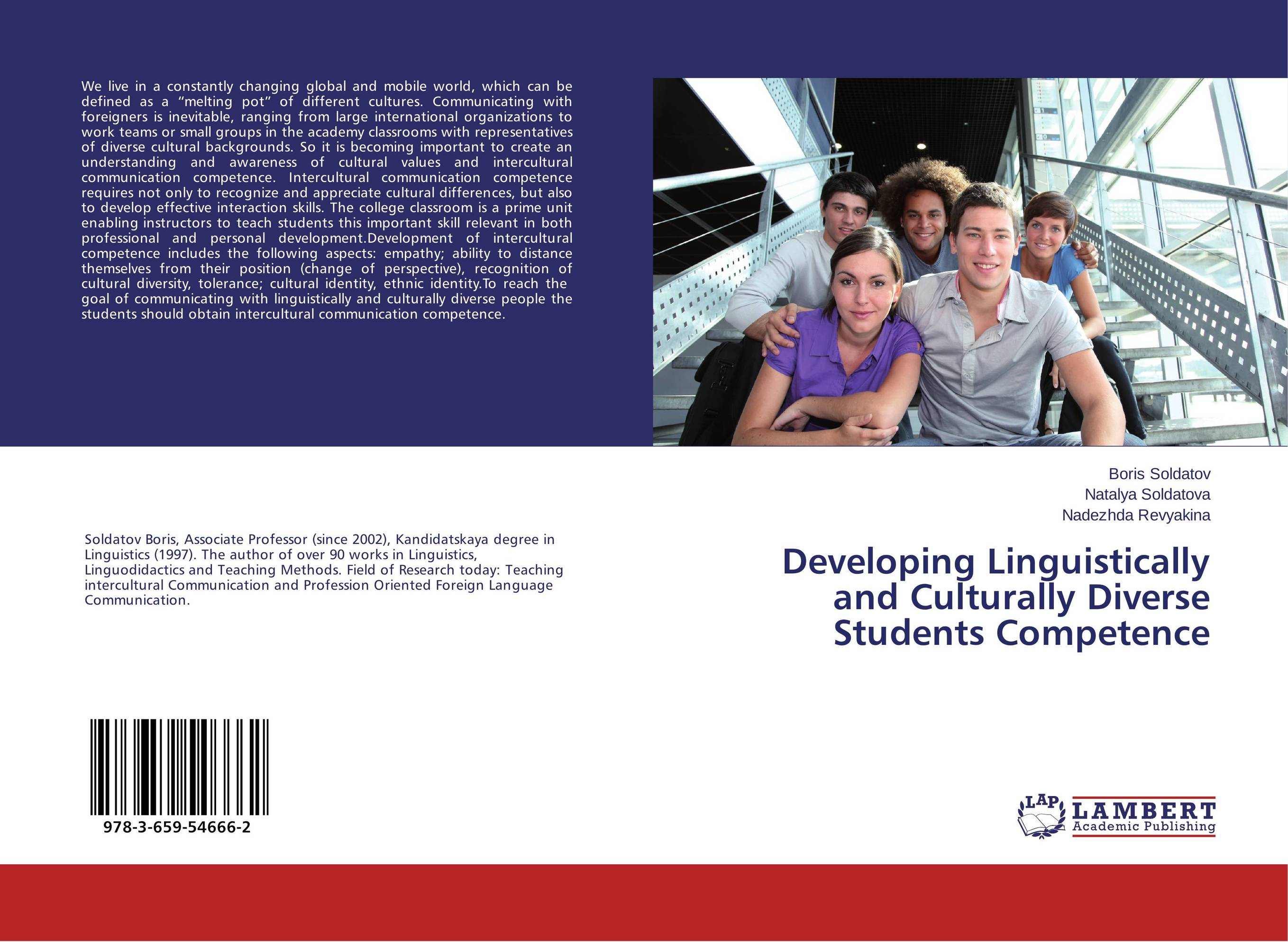 Developing Linguistically and Culturally Diverse Students Competence rethinking multicultaralism – cultural diversity