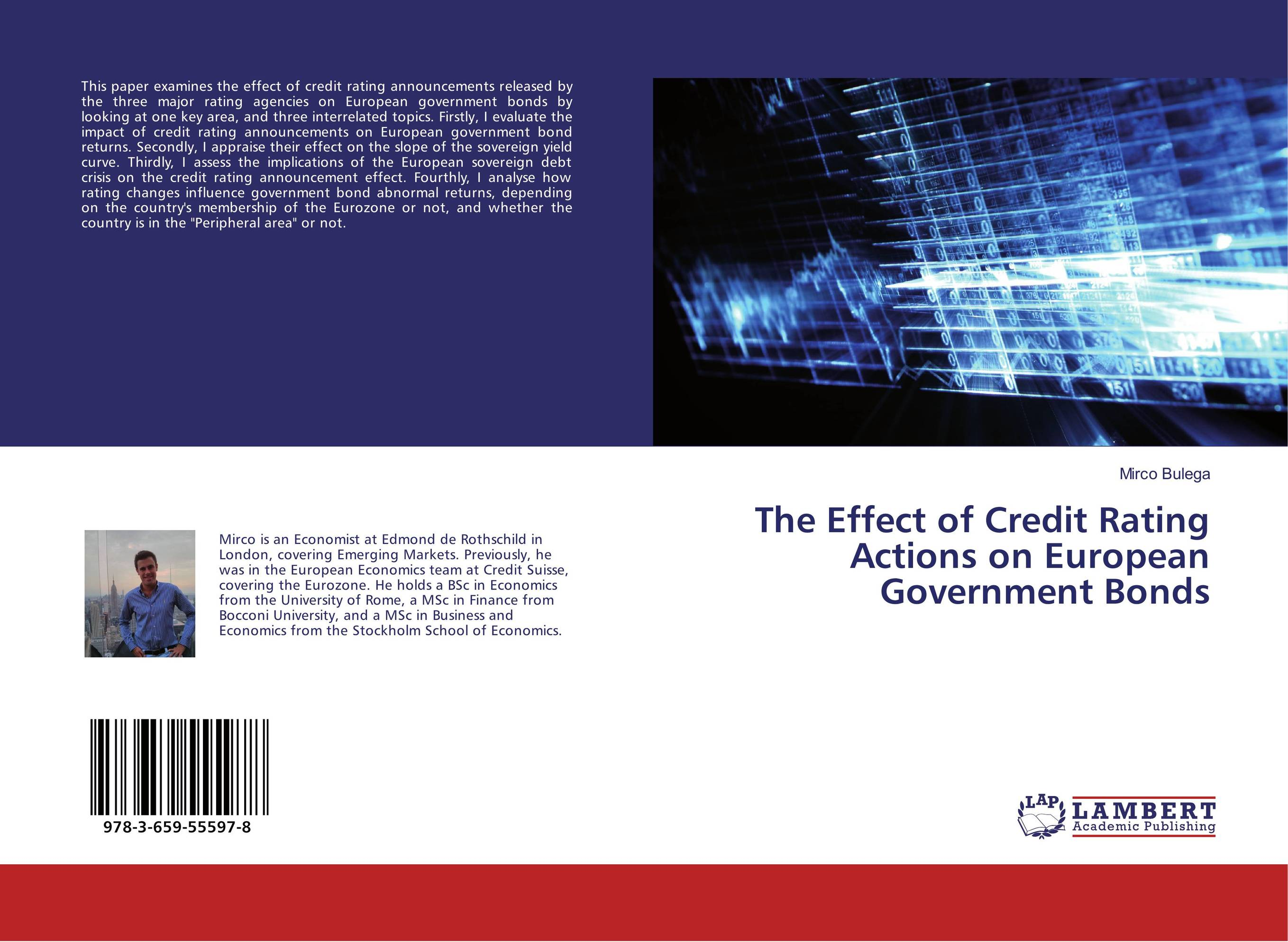 The Effect of Credit Rating Actions on European Government Bonds