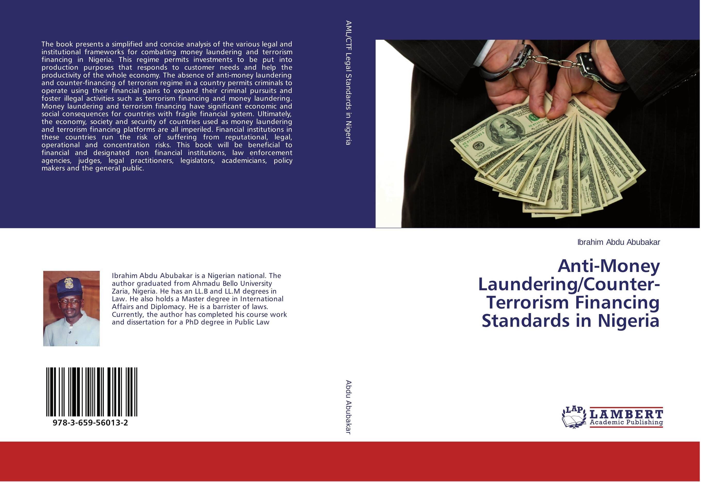 Anti-Money Laundering/Counter-Terrorism Financing Standards in Nigeria islam between jihad and terrorism