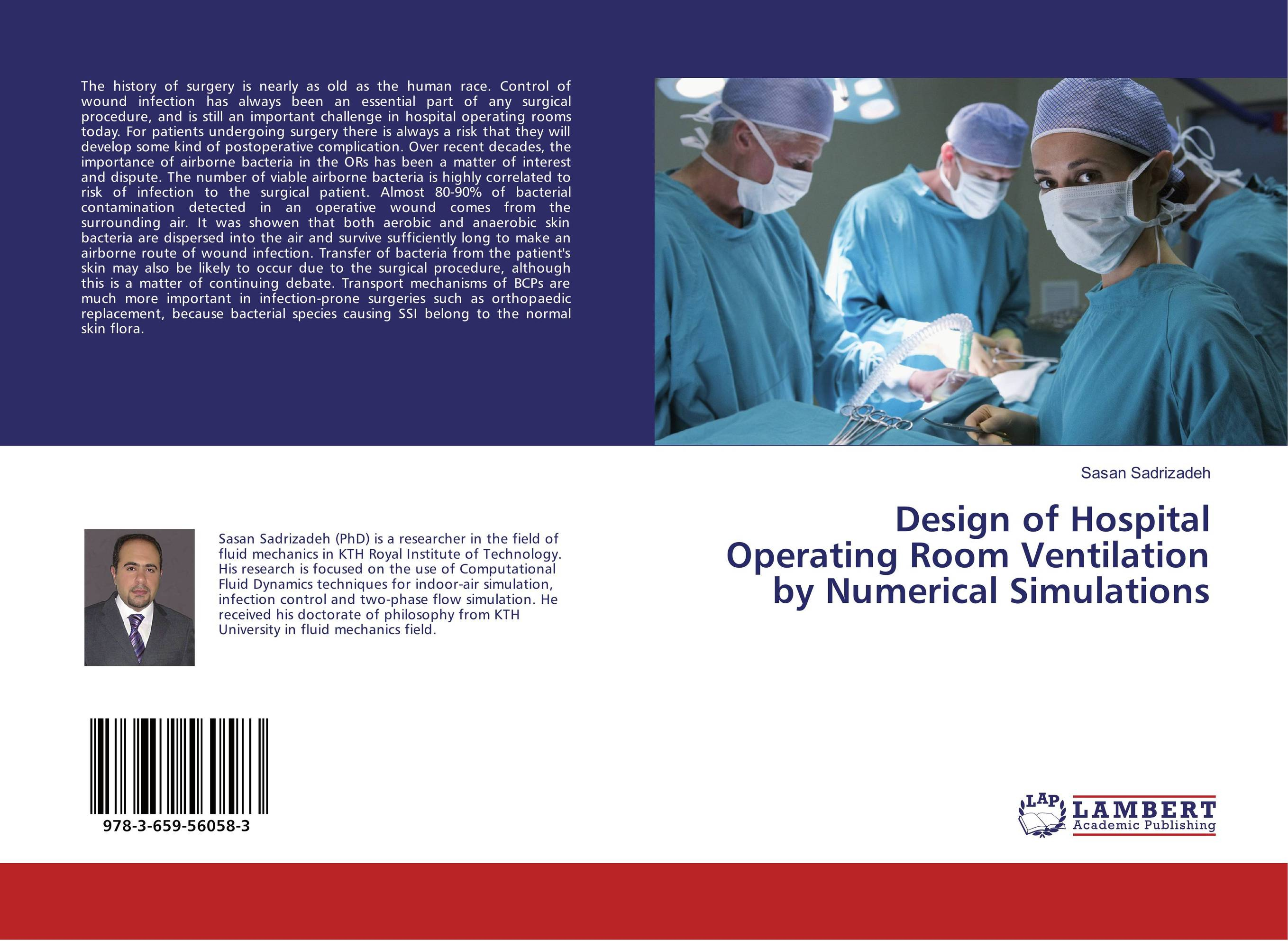 Design of Hospital Operating Room Ventilation by Numerical Simulations surveillance of surgical site infection in tertiary hospital
