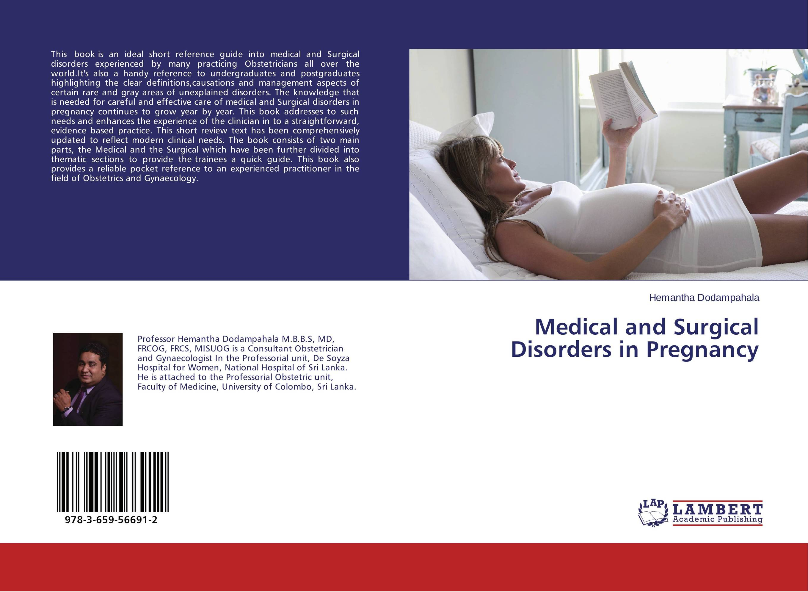 Medical and Surgical Disorders in Pregnancy medical disorders in pregnancy a manual for midwives
