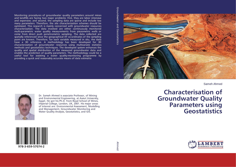купить Characterisation of Groundwater Quality Parameters using Geostatistics недорого