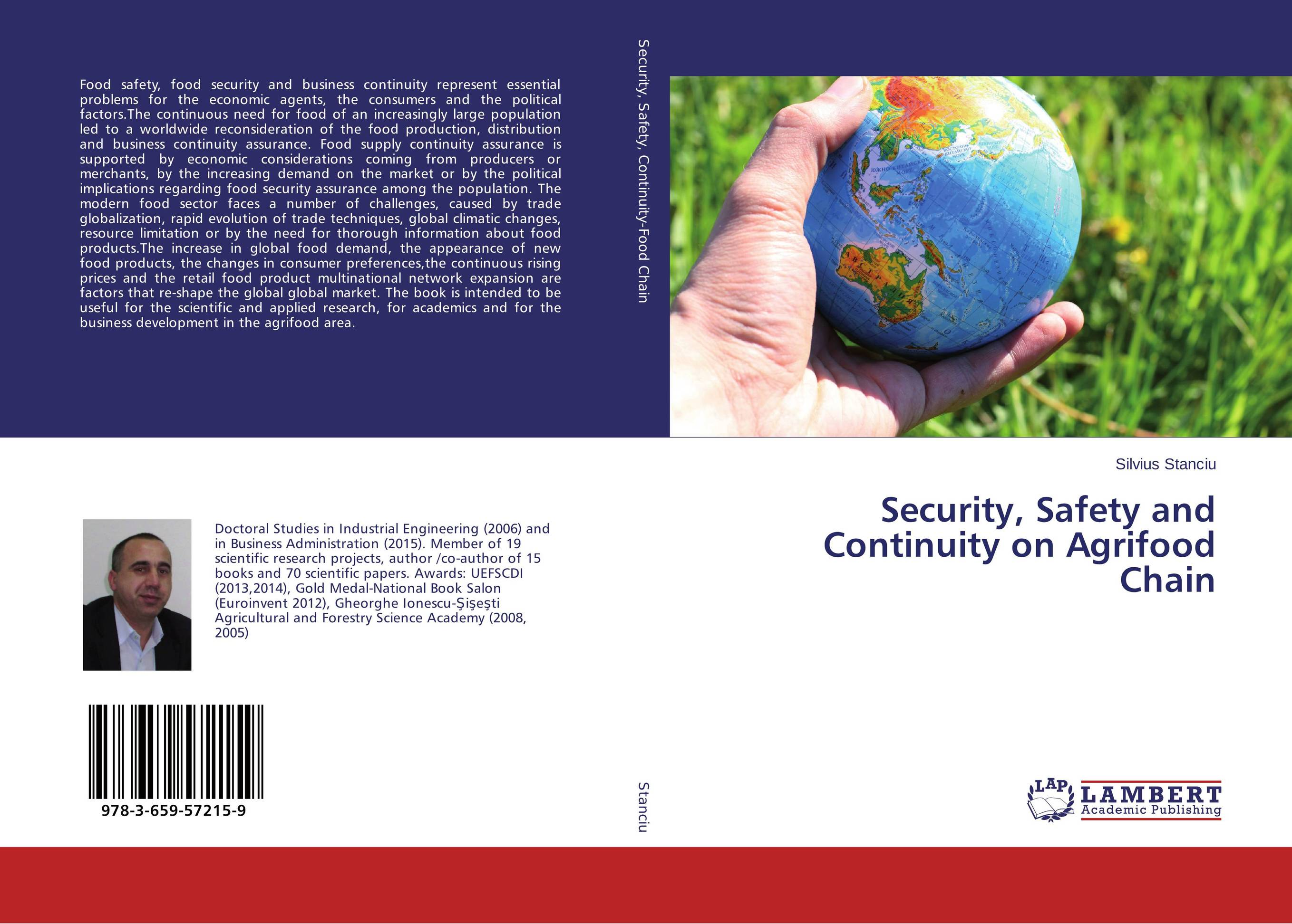 Security, Safety and Continuity on Agrifood Chain