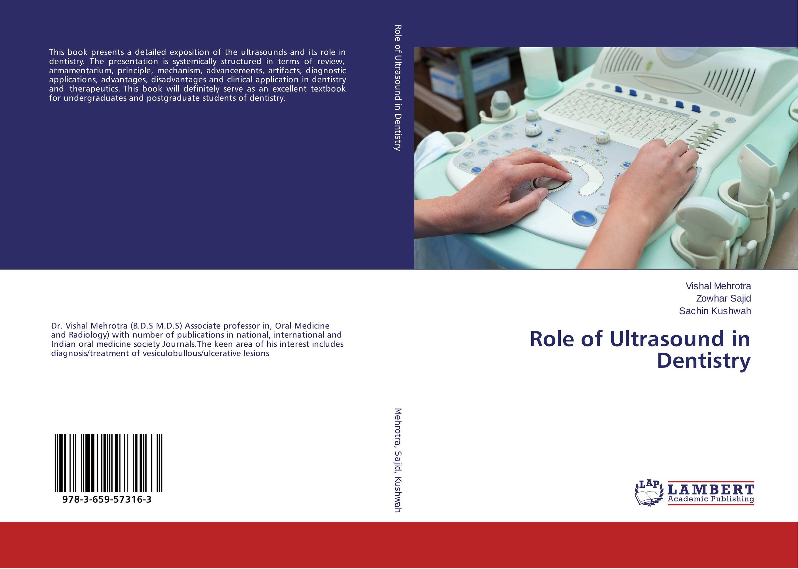Role of Ultrasound in Dentistry the role of evaluation as a mechanism for advancing principal practice