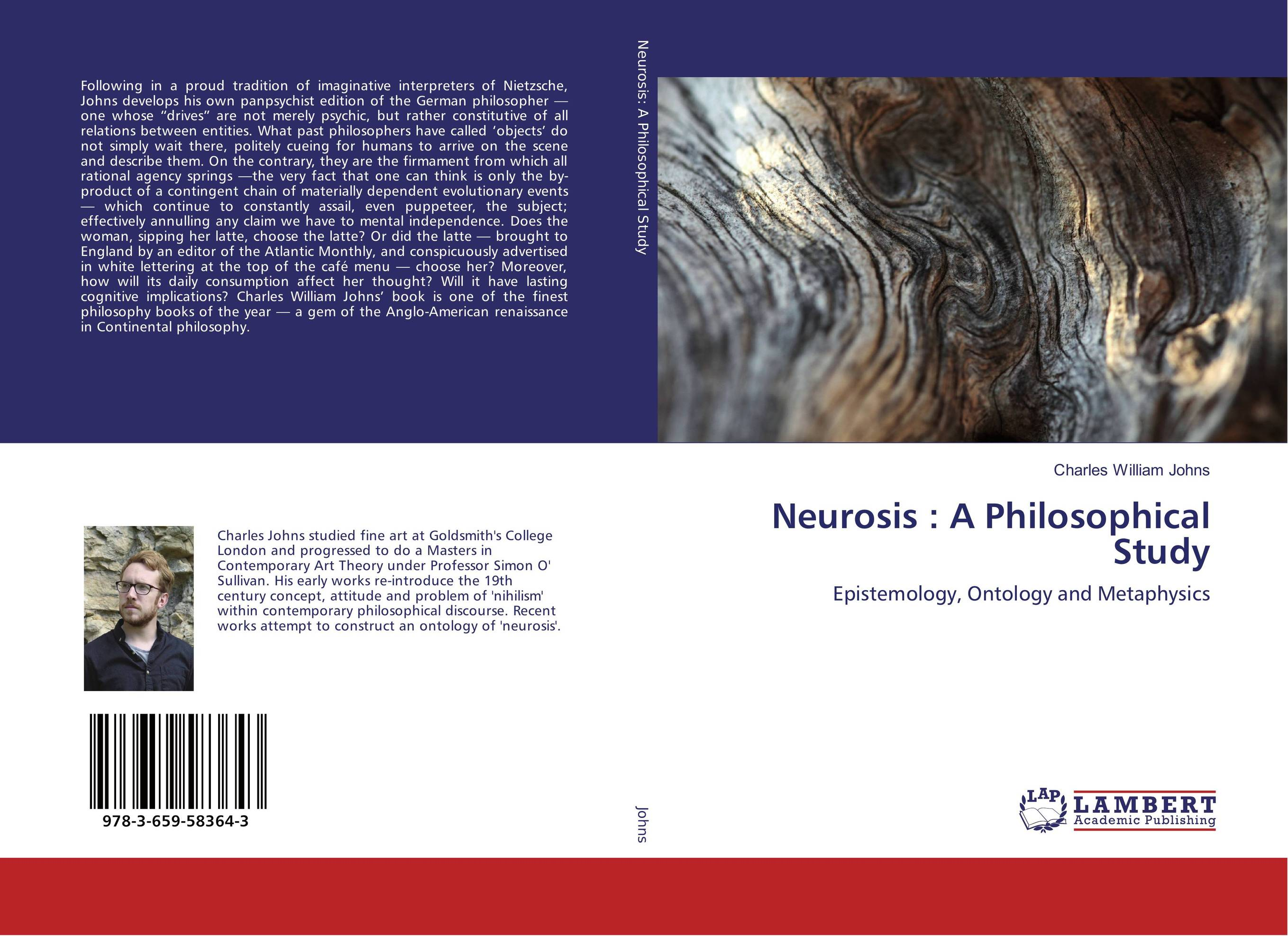 Neurosis : A Philosophical Study