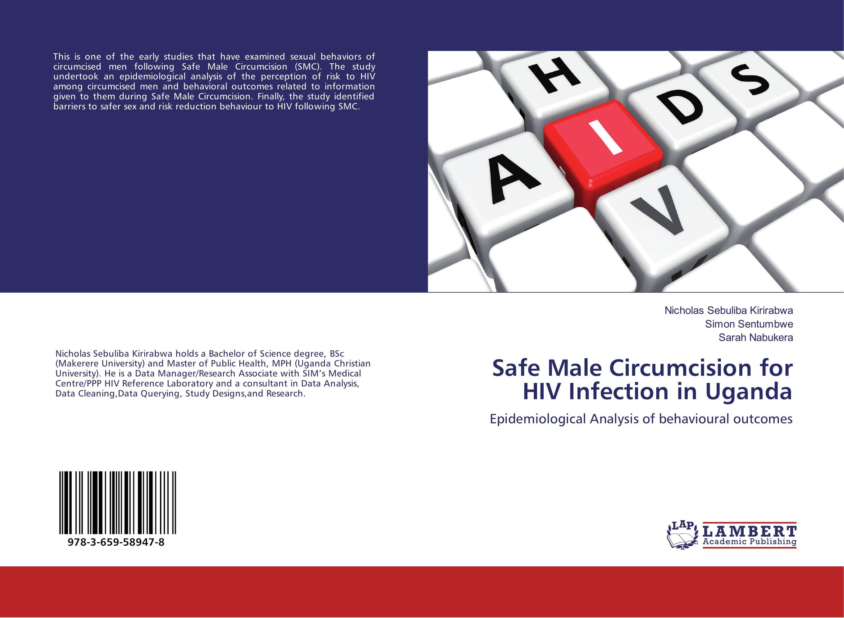 Safe Male Circumcision for HIV Infection in Uganda an epidemiological study of natural deaths in limpopo