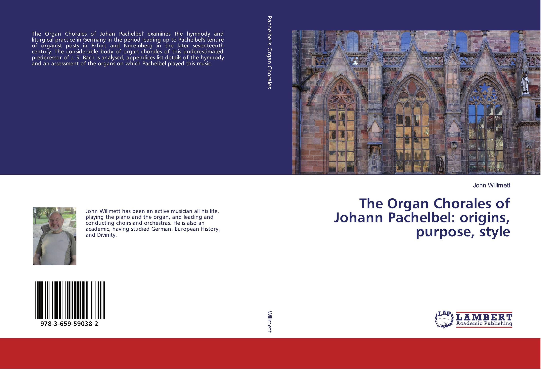 The Organ Chorales of Johann Pachelbel: origins, purpose, style psychiatric disorders in postpartum period