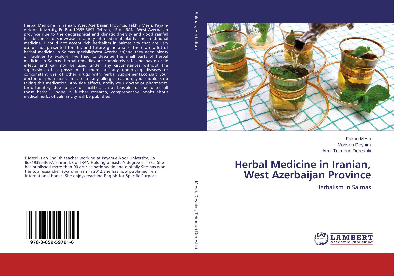 Herbal Medicine in Iranian, West Azerbaijan Province herbalism