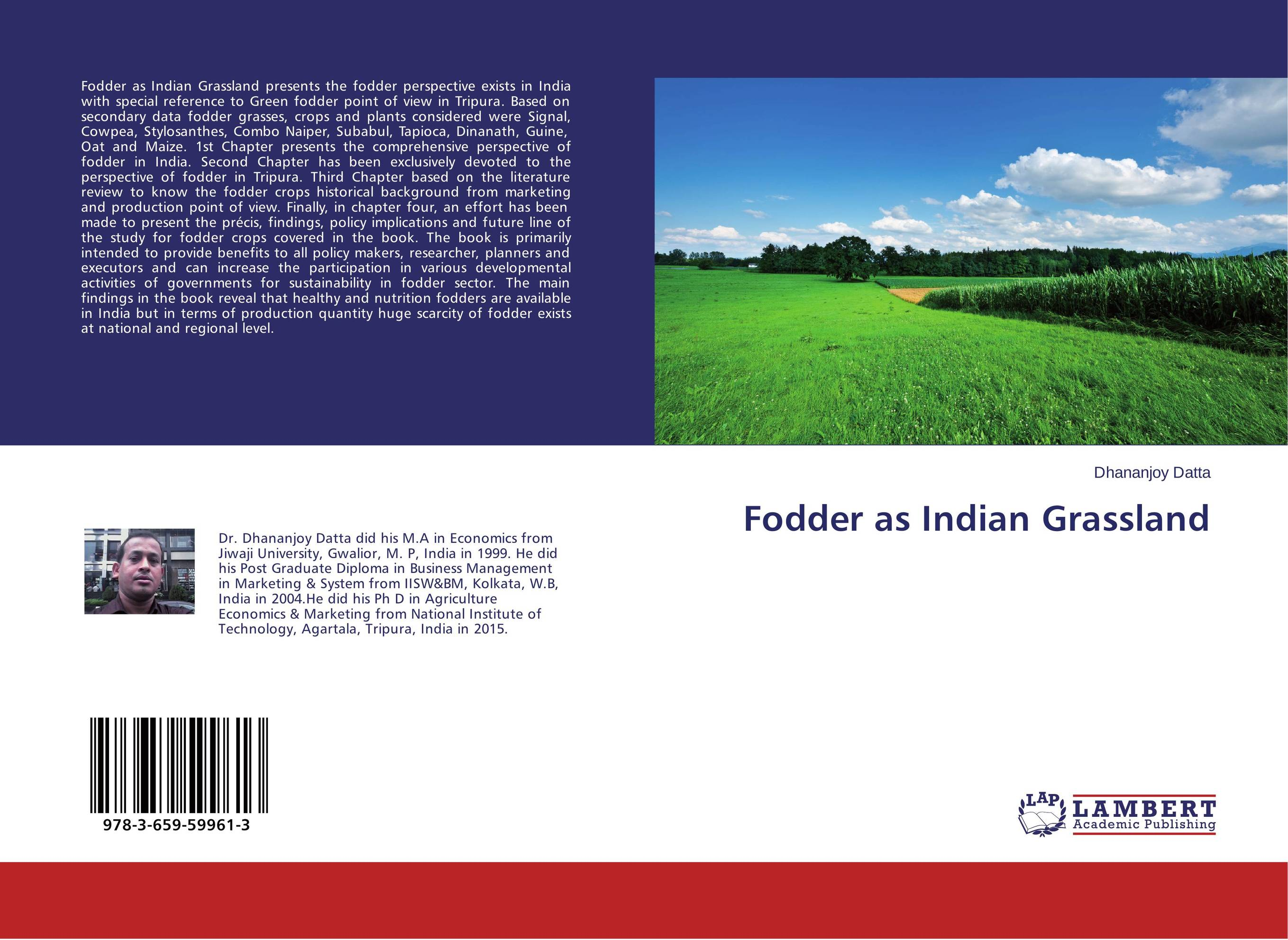 Fodder as Indian Grassland