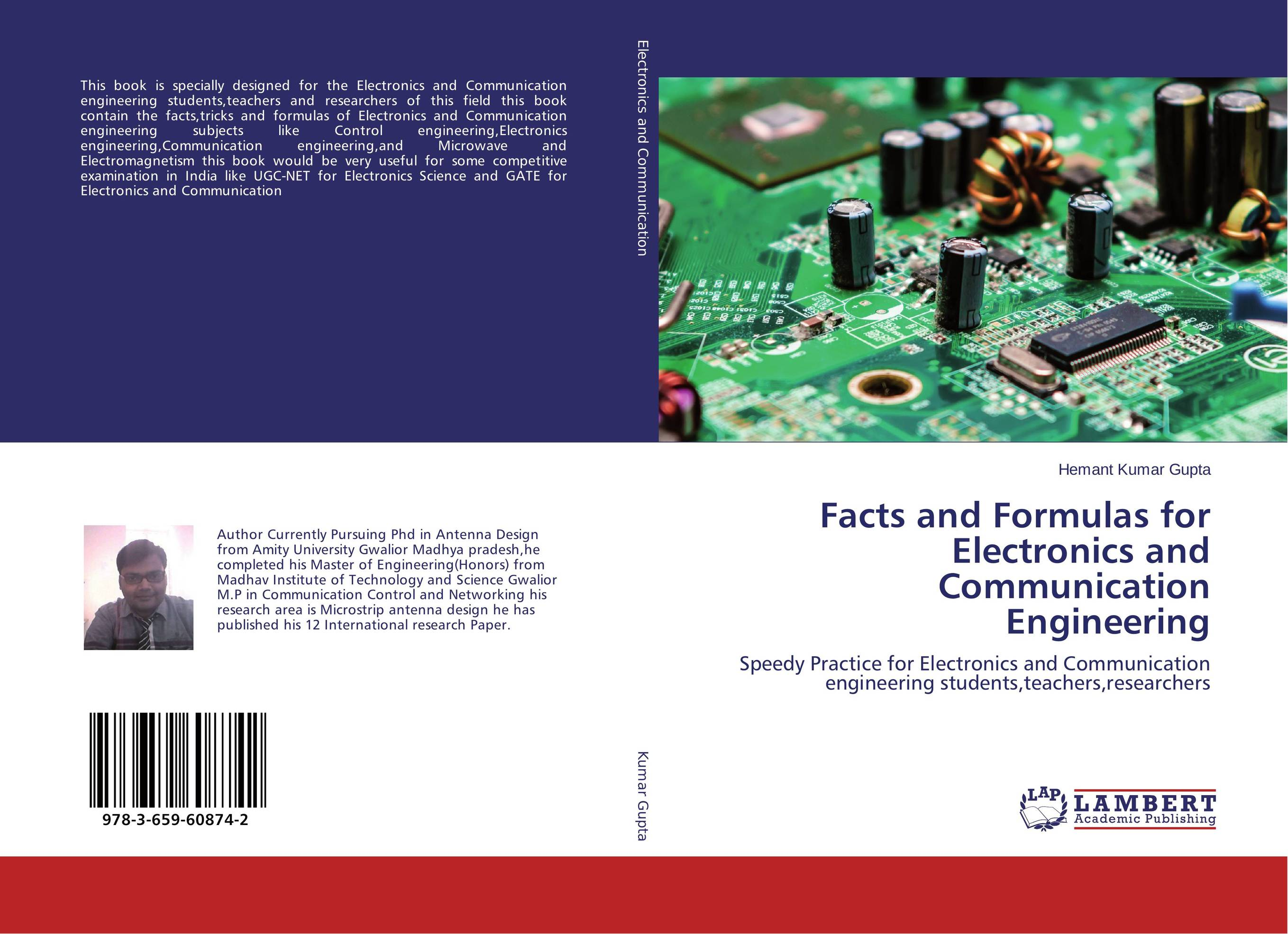 Facts and Formulas for Electronics and Communication Engineering marital communication