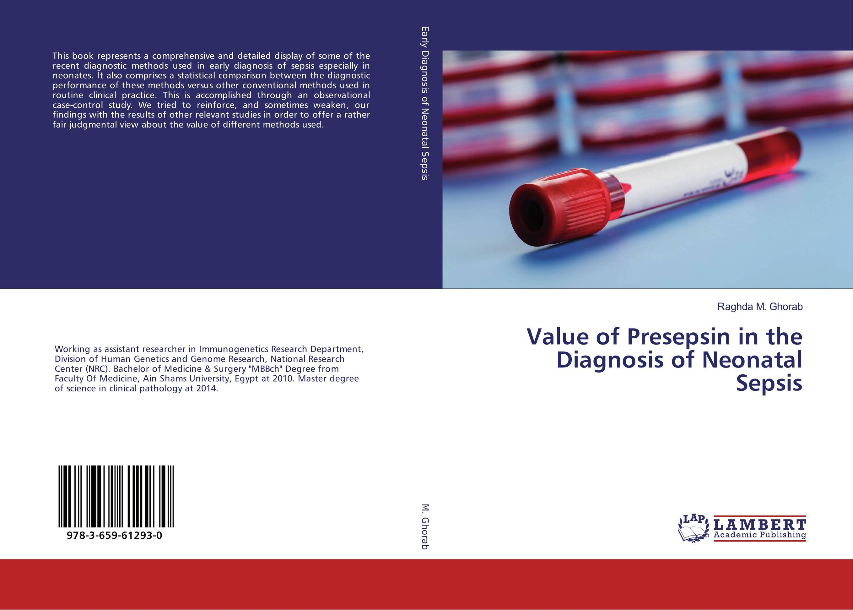 Value of Presepsin in the Diagnosis of Neonatal Sepsis molecular methods in diagnostic pathology