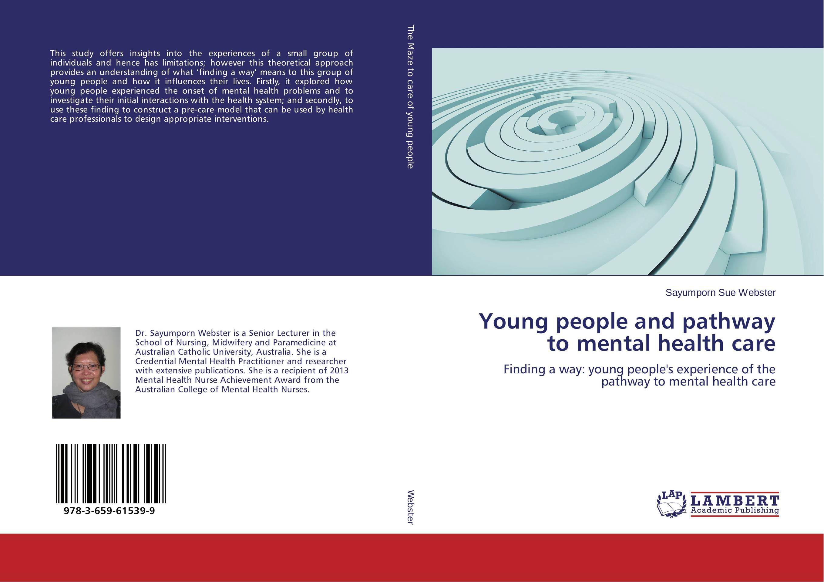 Young people and pathway to mental health care alexander mishkin how to stay young it