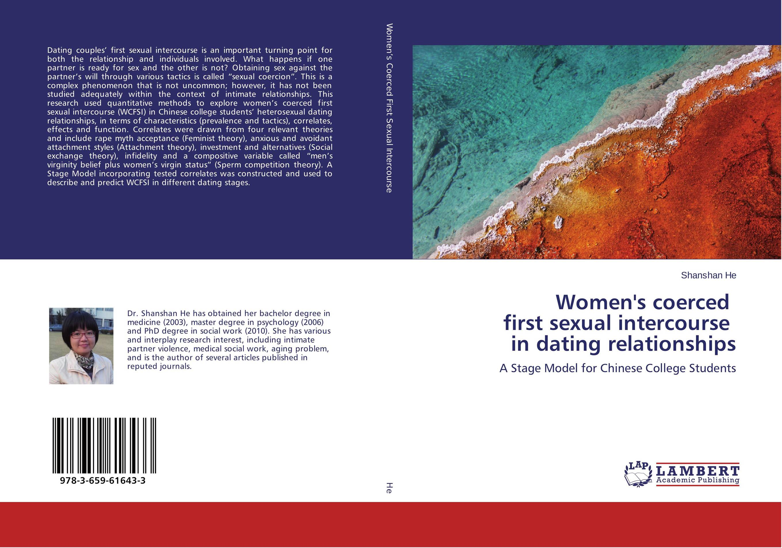 Women's coerced first sexual intercourse in dating relationships консоль 195x135 70 бел