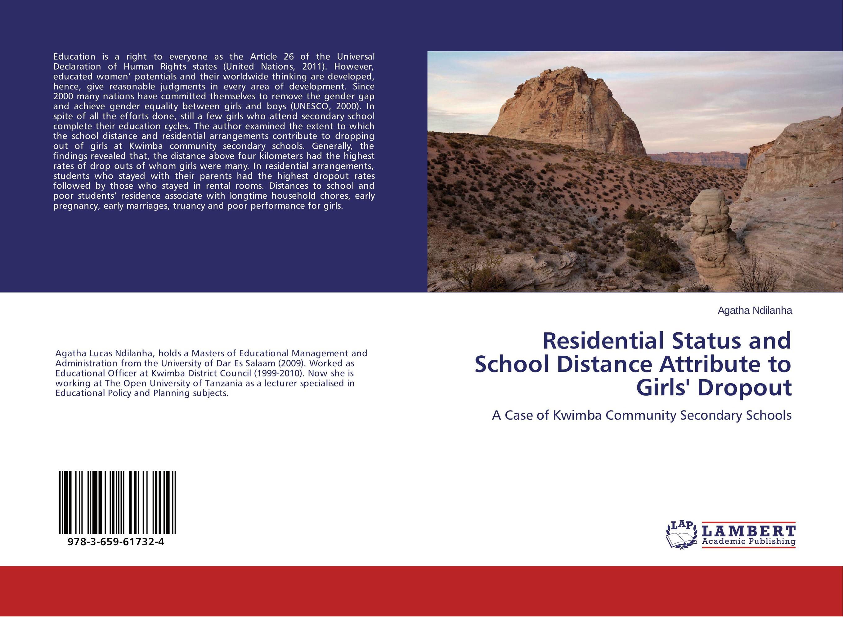 Residential Status and School Distance Attribute to Girls' Dropout