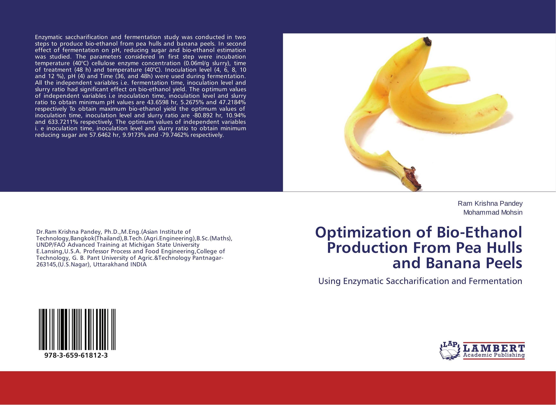 Optimization of Bio-Ethanol Production From Pea Hulls and Banana Peels co inoculation effect of gluconacetobacter and am fungi on sugarcane