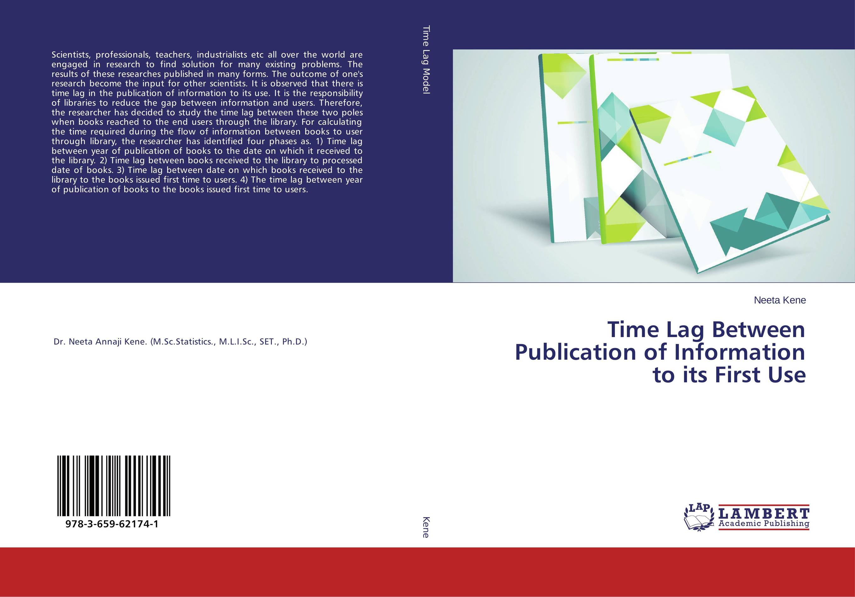 Time Lag Between Publication of Information to its First Use earhsea the first four books