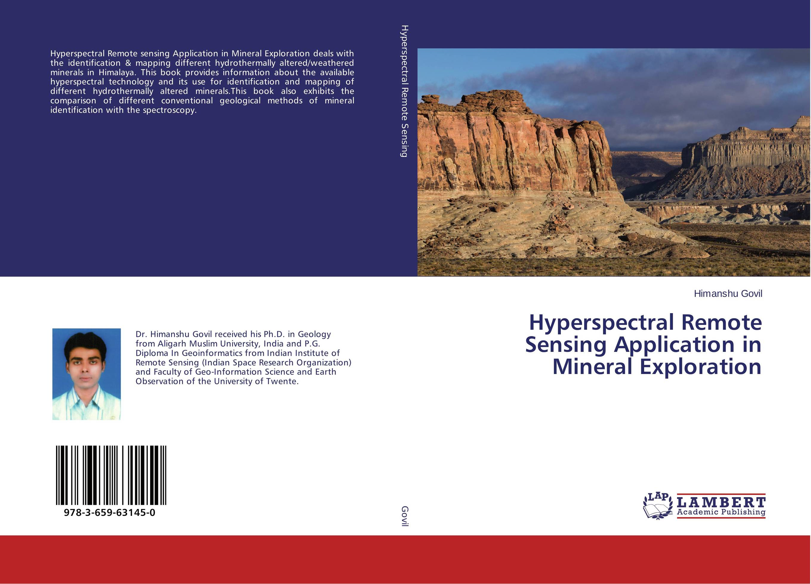 Hyperspectral Remote Sensing Application in Mineral Exploration application of conducting polymer electrodes in cell impedance sensing