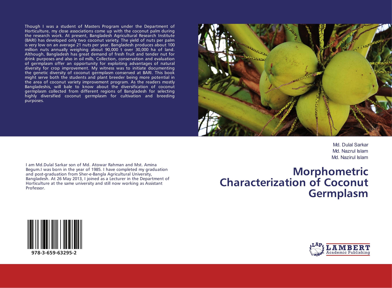 Morphometric Characterization of Coconut Germplasm diversity of east african physic nut jatropha curcas l germplasm