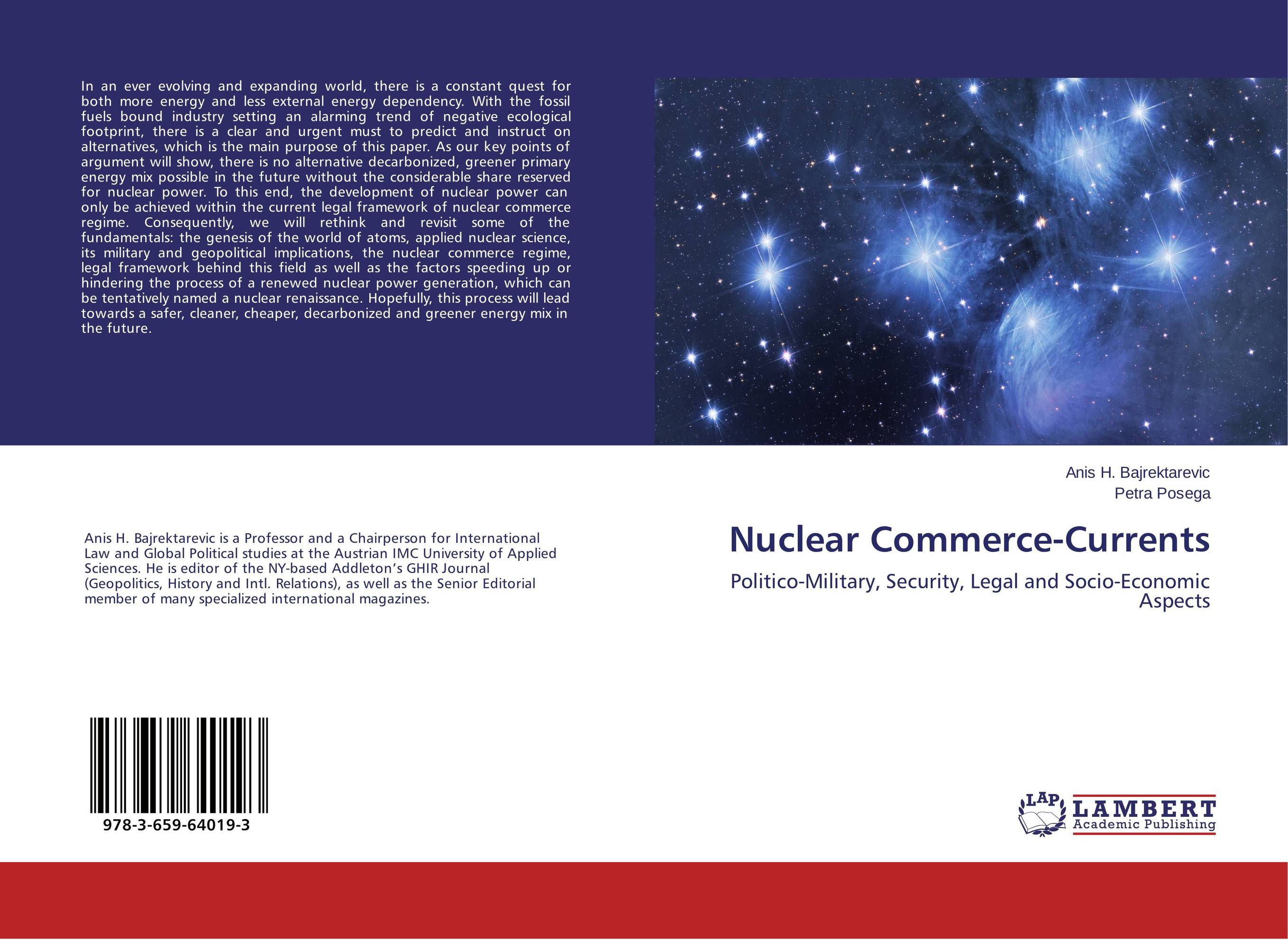 Nuclear Commerce-Currents lidiya strautman introduction to the world of nuclear physics
