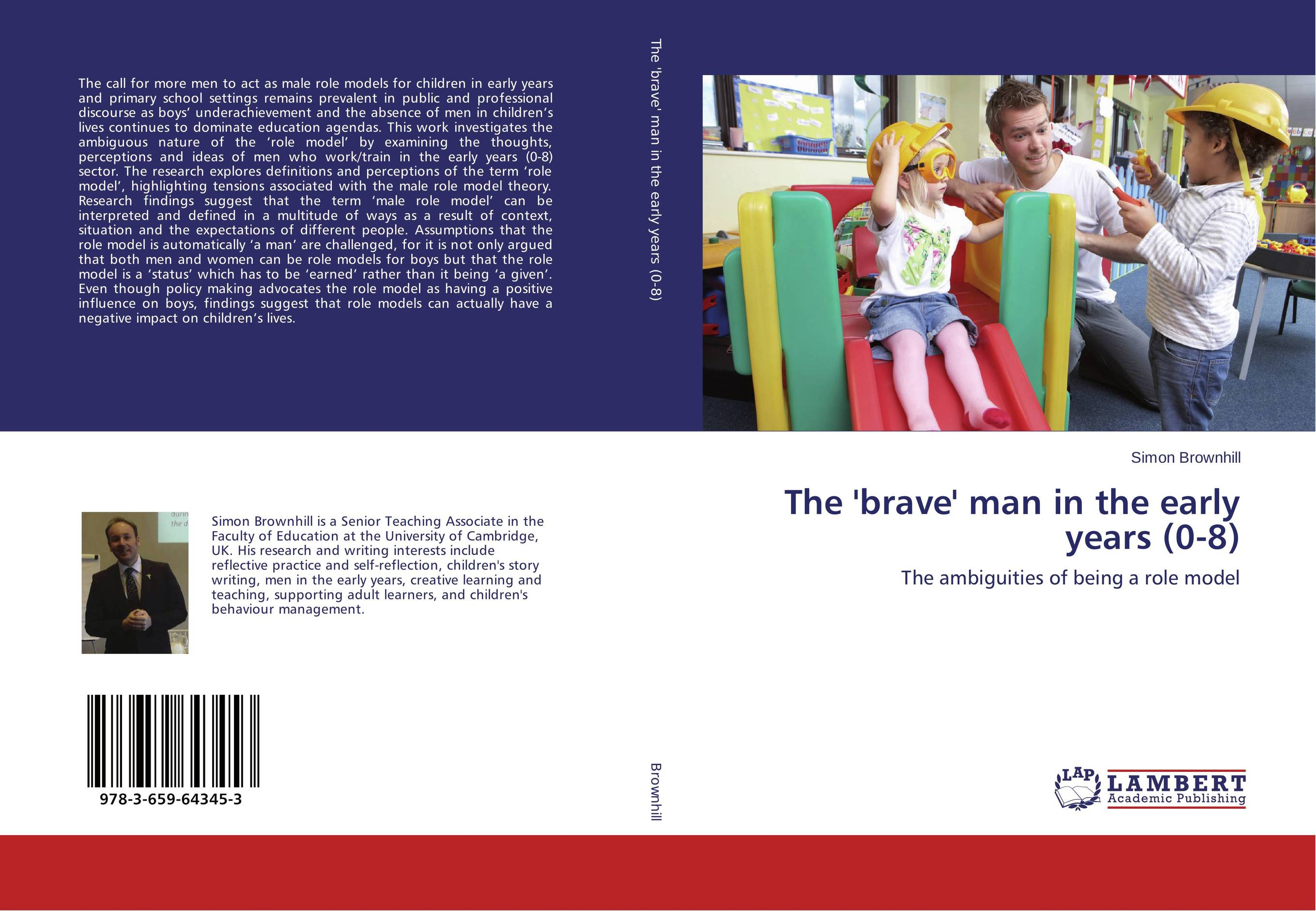 The 'brave' man in the early years (0-8) the role of evaluation as a mechanism for advancing principal practice