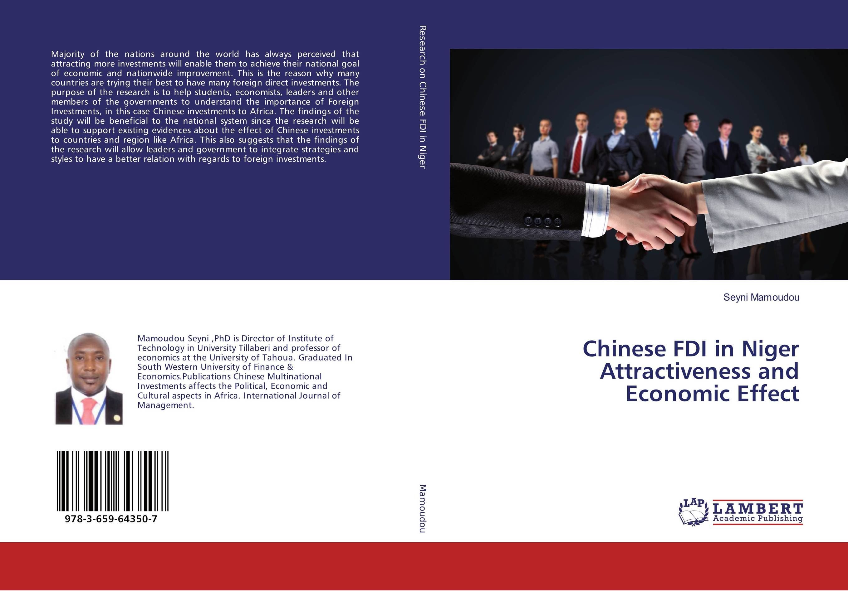 Фото Chinese FDI in Niger Attractiveness and Economic Effect finance and investments
