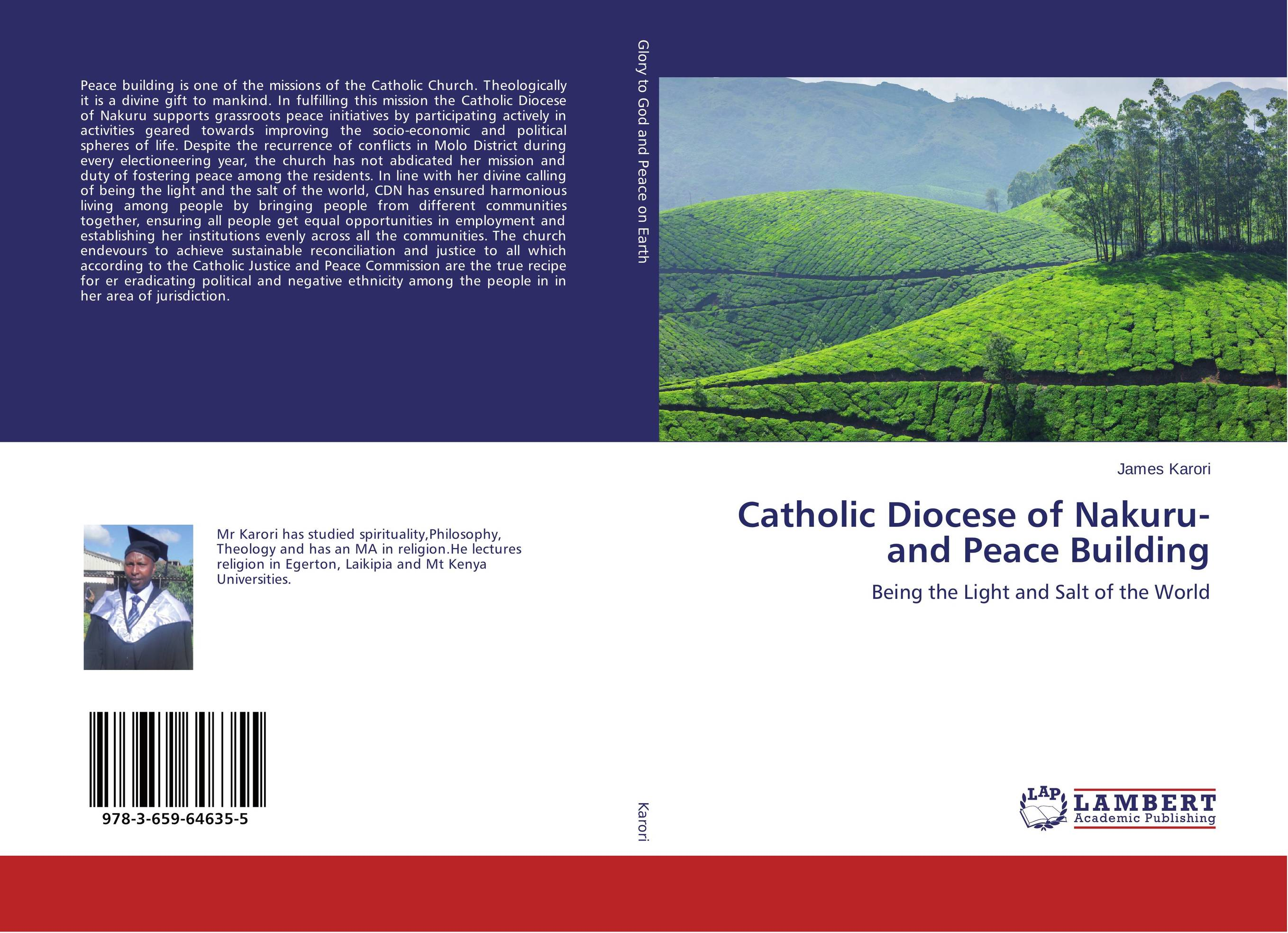 Catholic Diocese of Nakuru- and Peace Building britain and her people