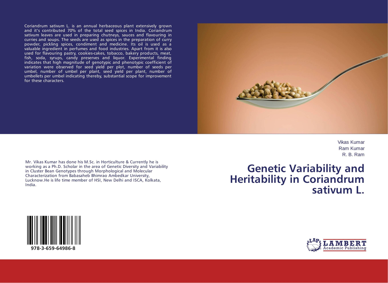 Genetic Variability and Heritability in Coriandrum sativum L. plant genetic resources