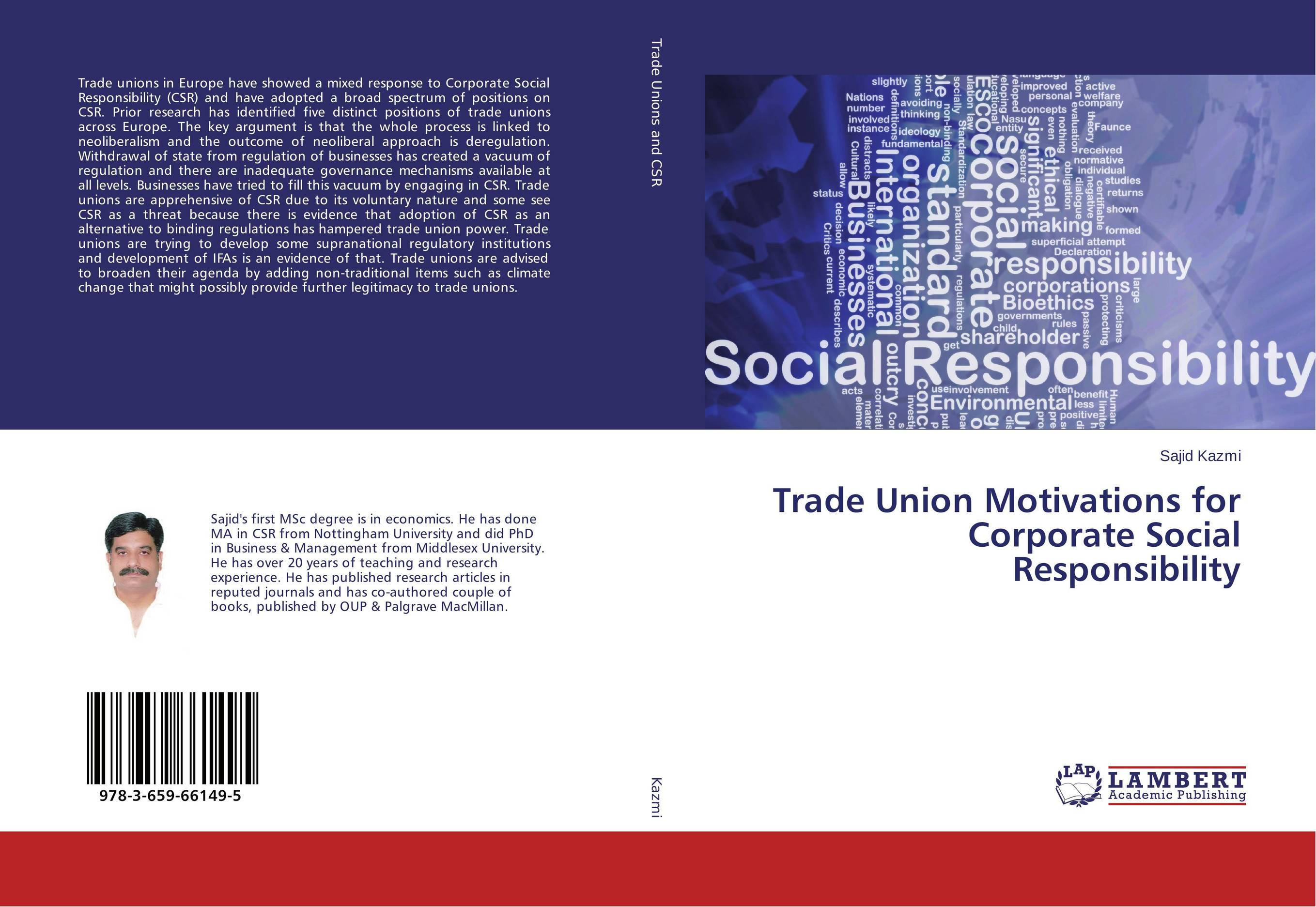 Trade Union Motivations for Corporate Social Responsibility corporate social responsibility csr in ethiopian floriculture industry