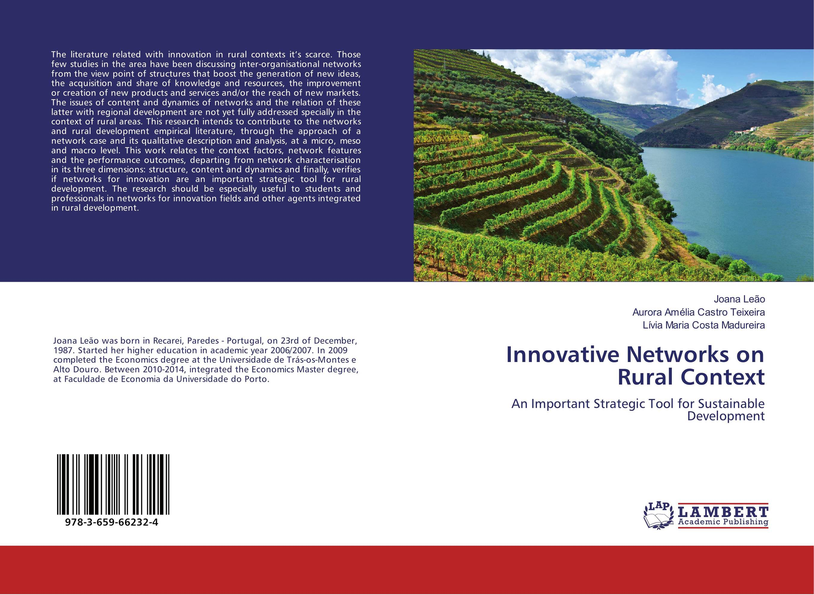 Innovative Networks on Rural Context duncan bruce the dream cafe lessons in the art of radical innovation