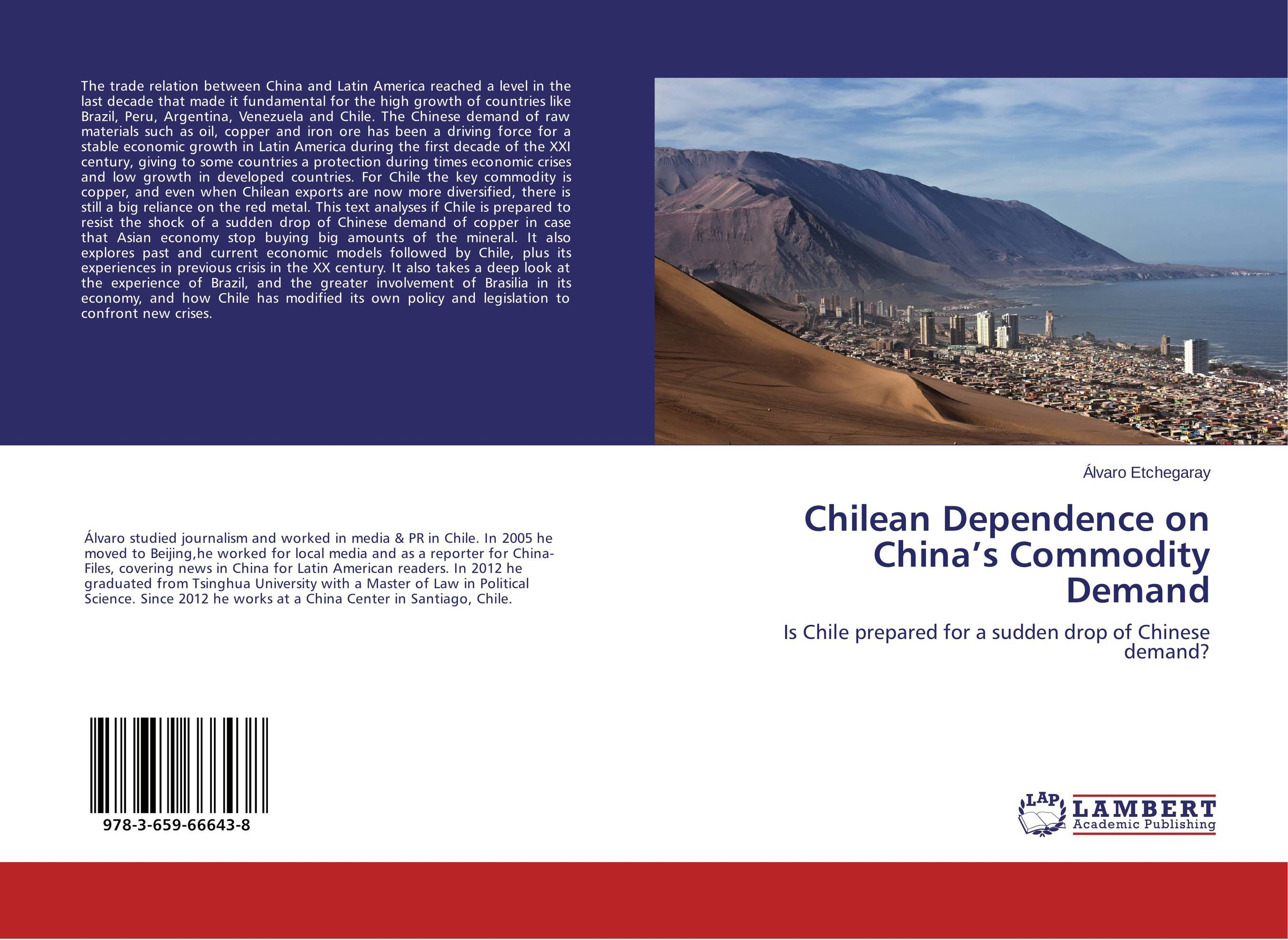 Chilean Dependence on China's Commodity Demand