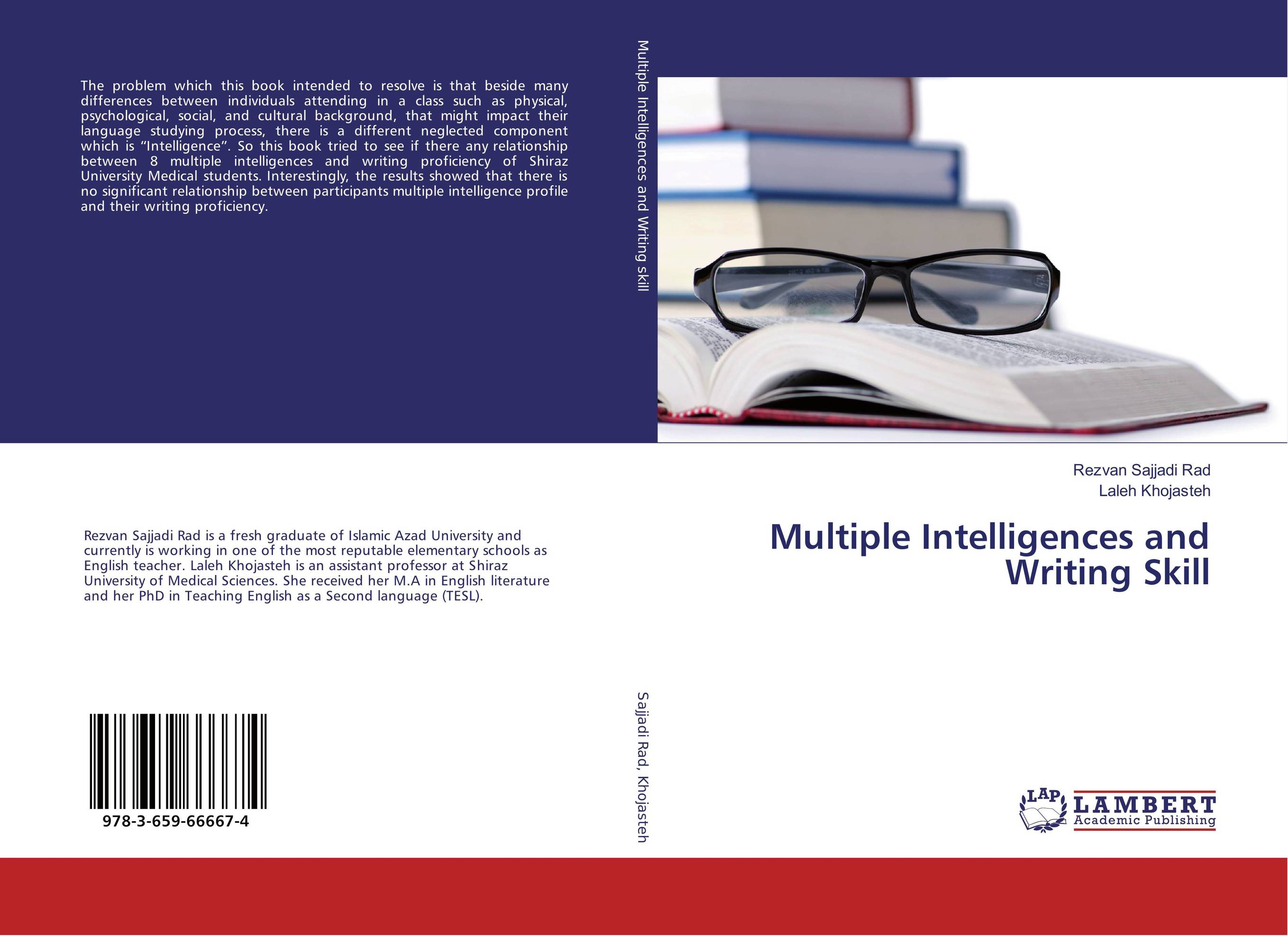 Multiple Intelligences and Writing Skill upstream proficiency c2 students book