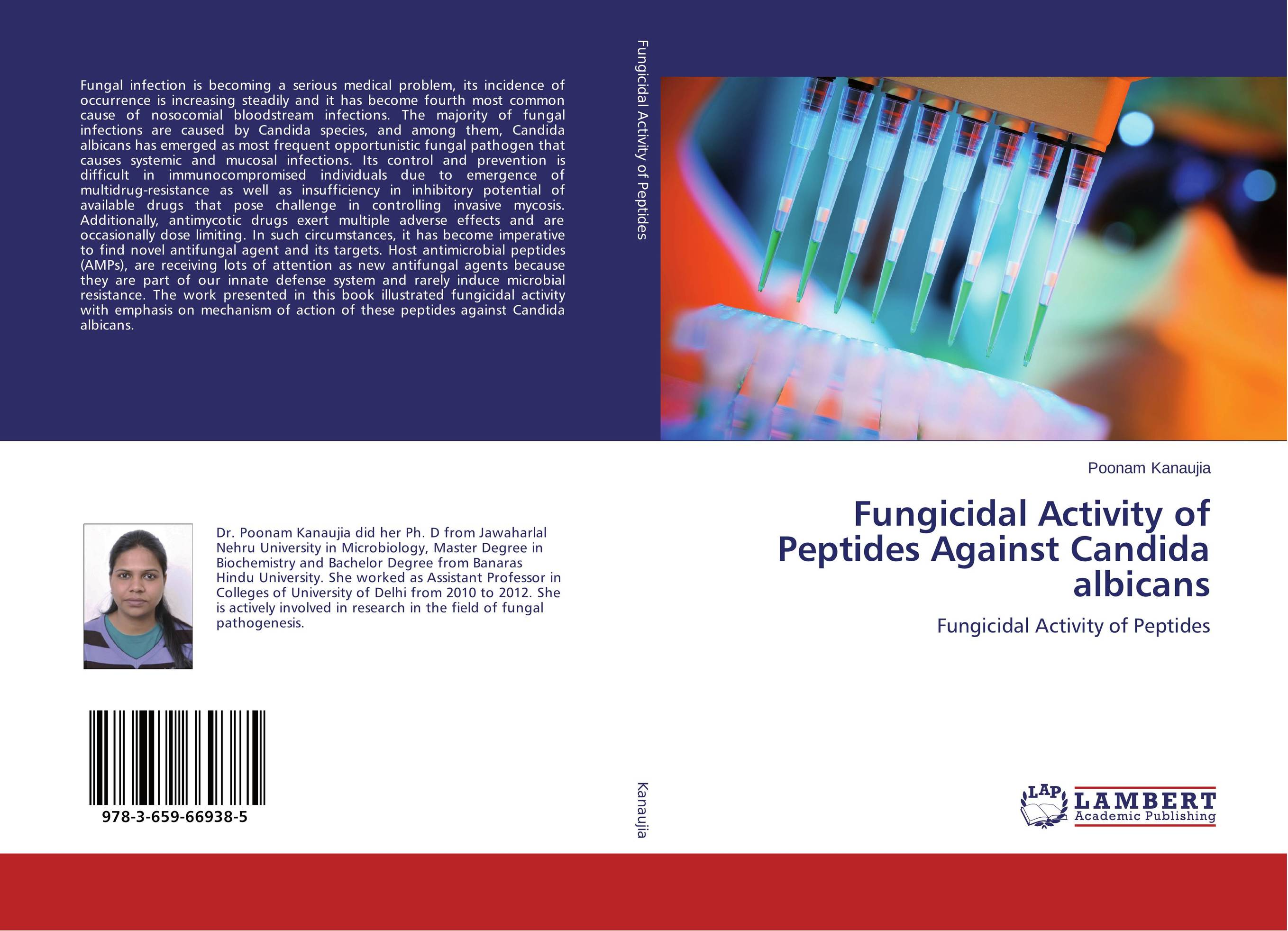 Fungicidal Activity of Peptides Against Candida albicans saif hameed regulation of multidrug resistance in human pathogen candida albicans