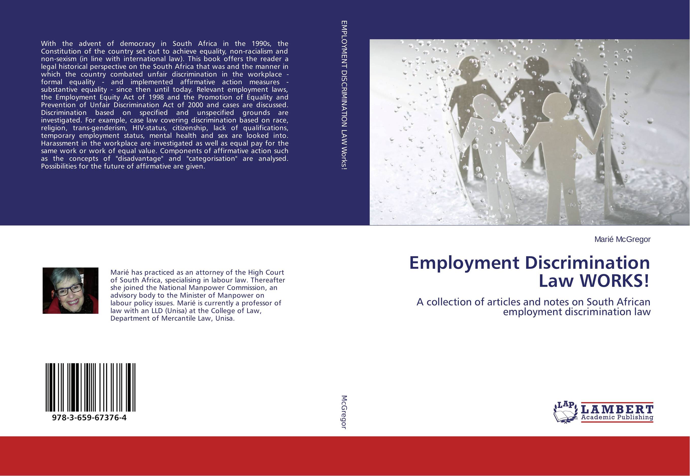 Employment Discrimination Law WORKS!