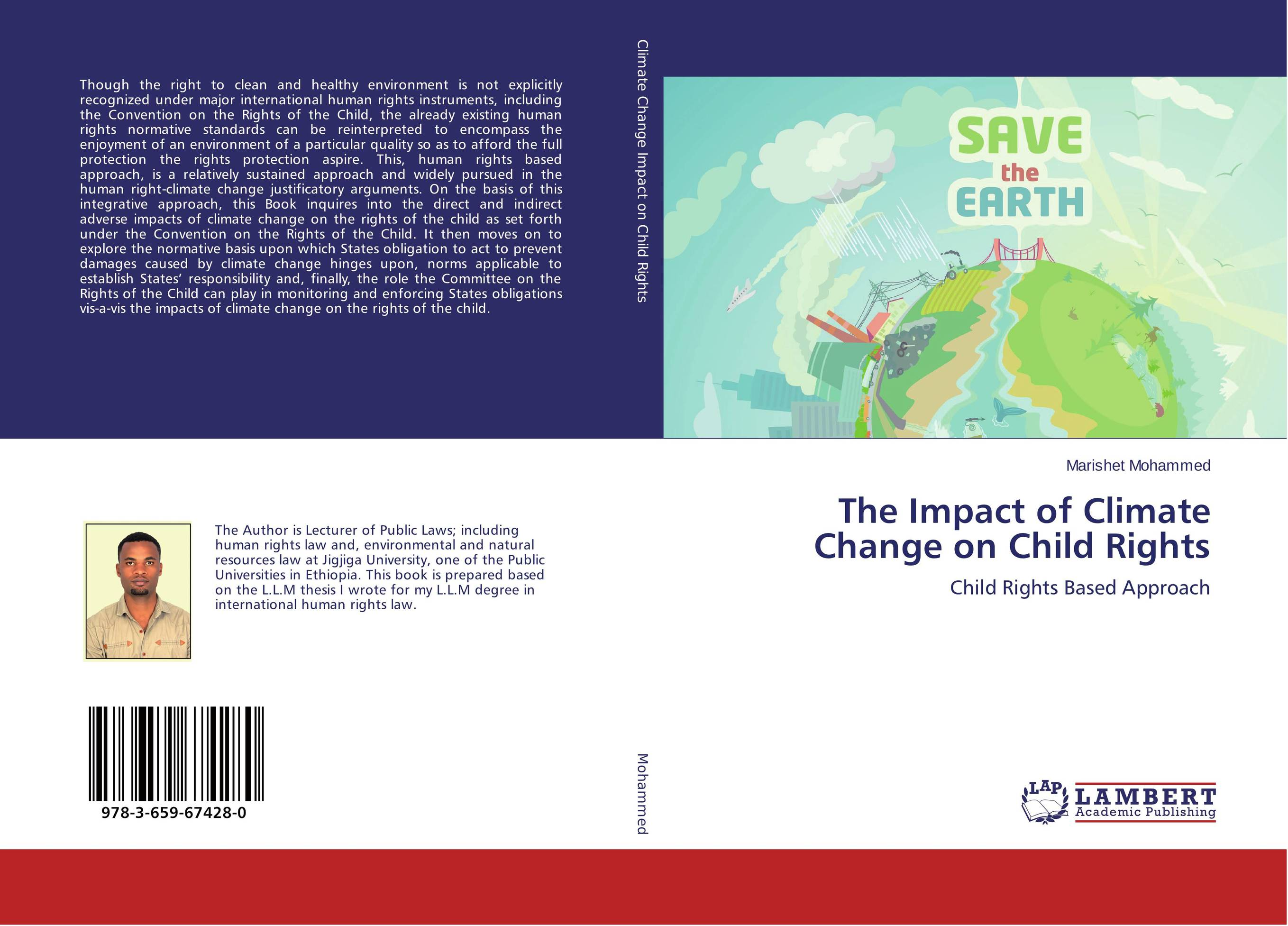The Impact of Climate Change on Child Rights a critical analysis of legal framework on climate change