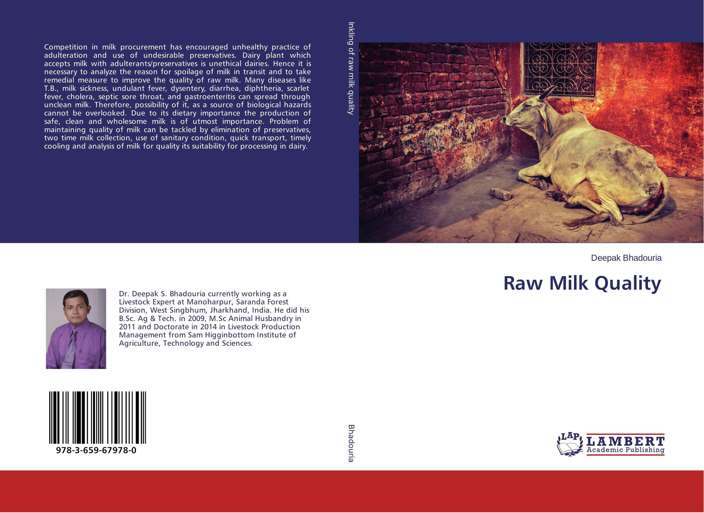 Raw Milk Quality incidence of lactobacilli in milk