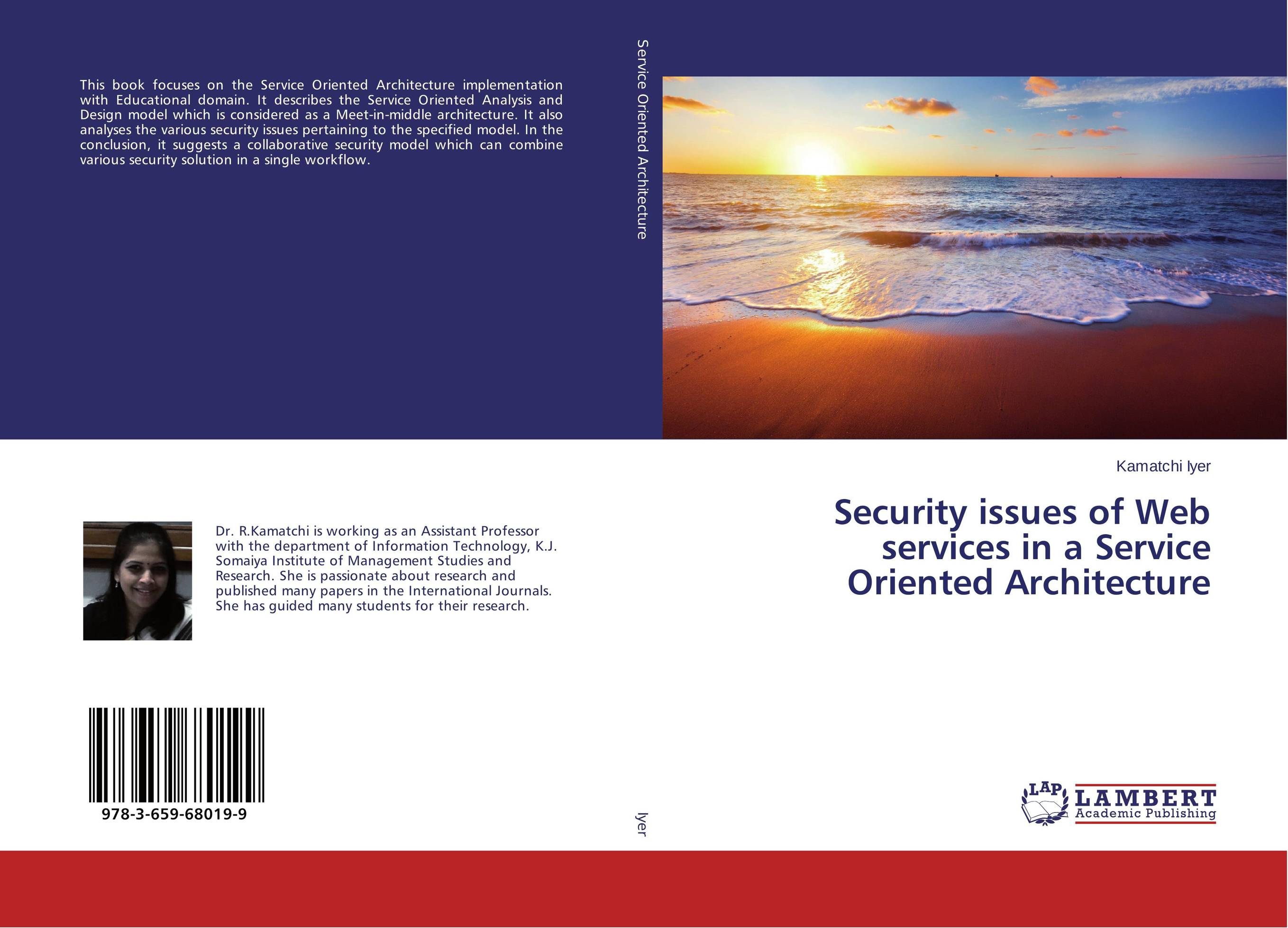 Security issues of Web services in a Service Oriented Architecture miaosen gong collaborative services in ubiquitous network