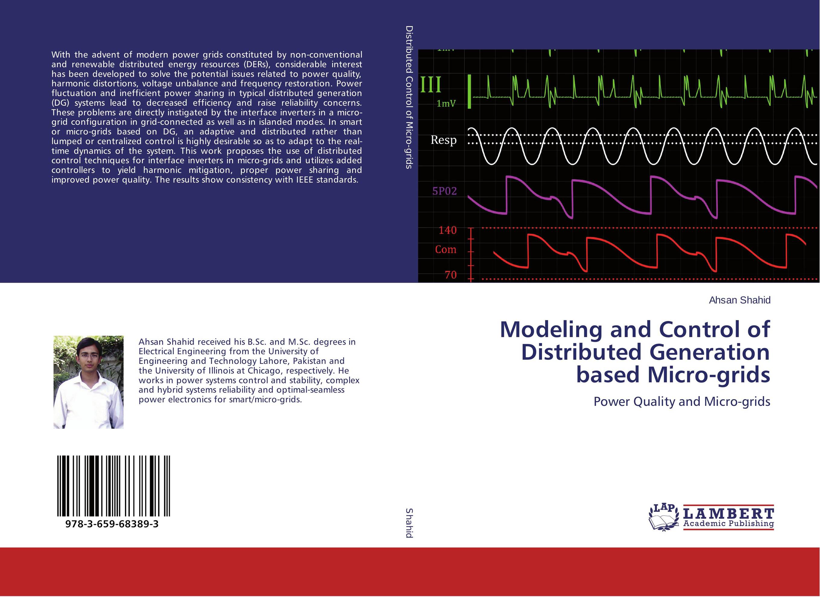 Modeling and Control of Distributed Generation based Micro-grids modeling and control of distributed generation based micro grids