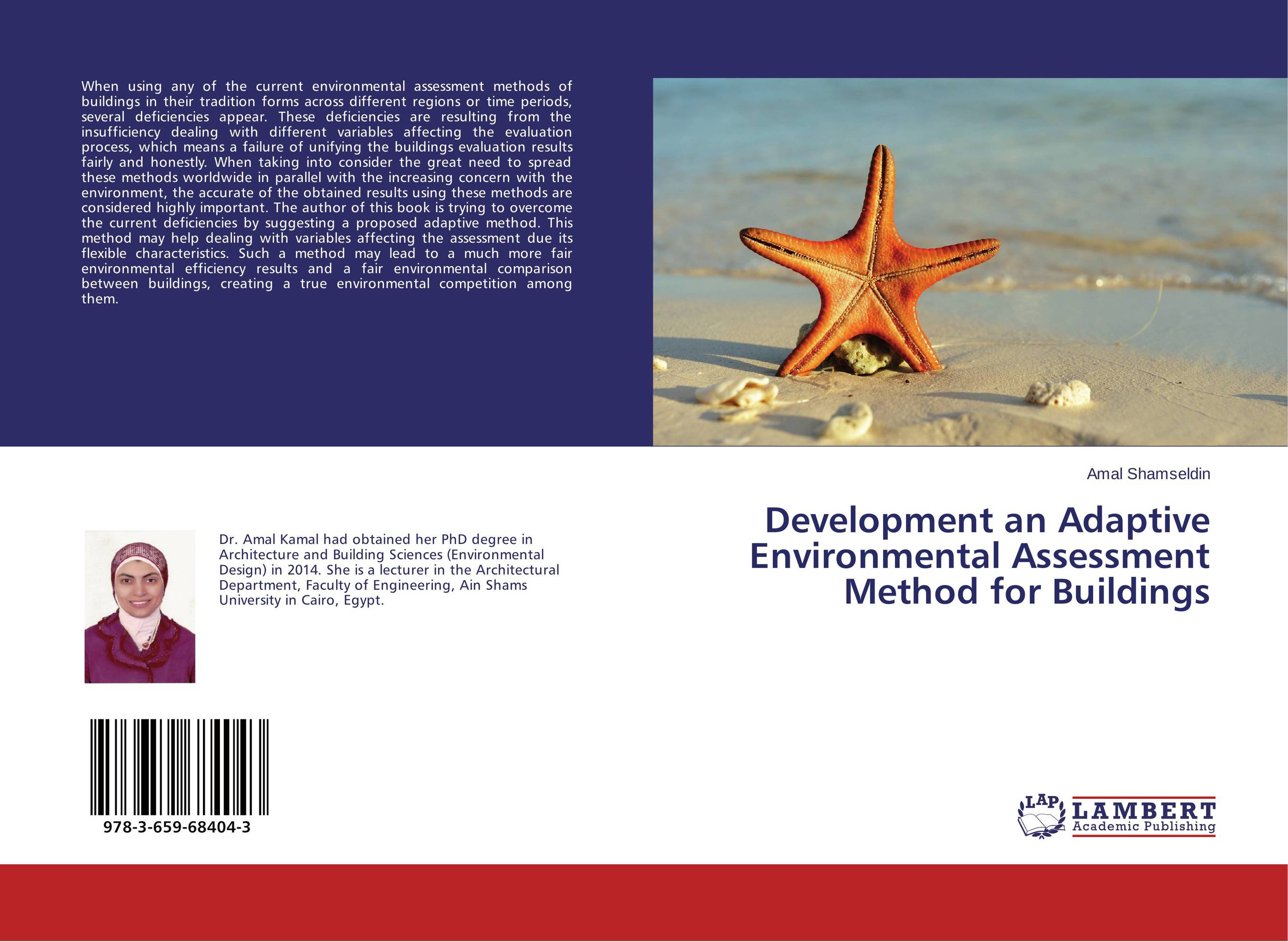 Development an Adaptive Environmental Assessment Method for Buildings m d miles development of an accreditation assessment survey