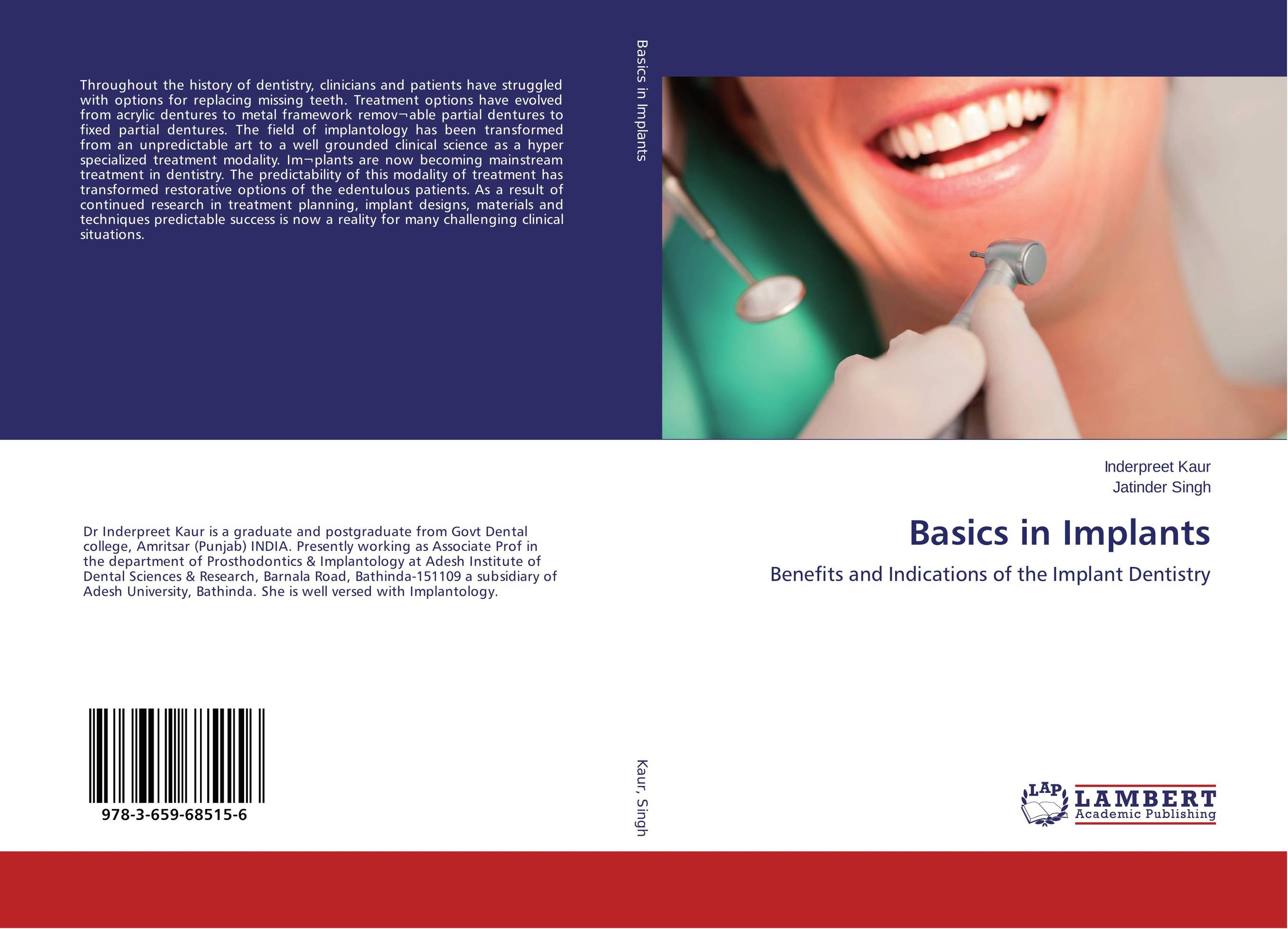 Basics in Implants esthetics in implant dentistry