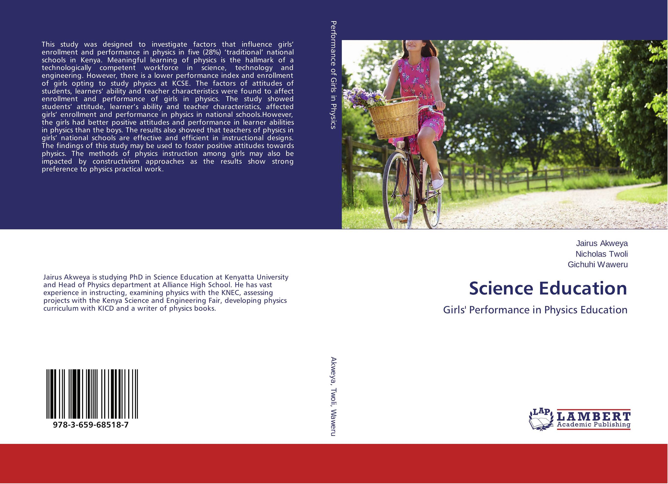 Science Education factors influencing girls performance in tanzanian community schools