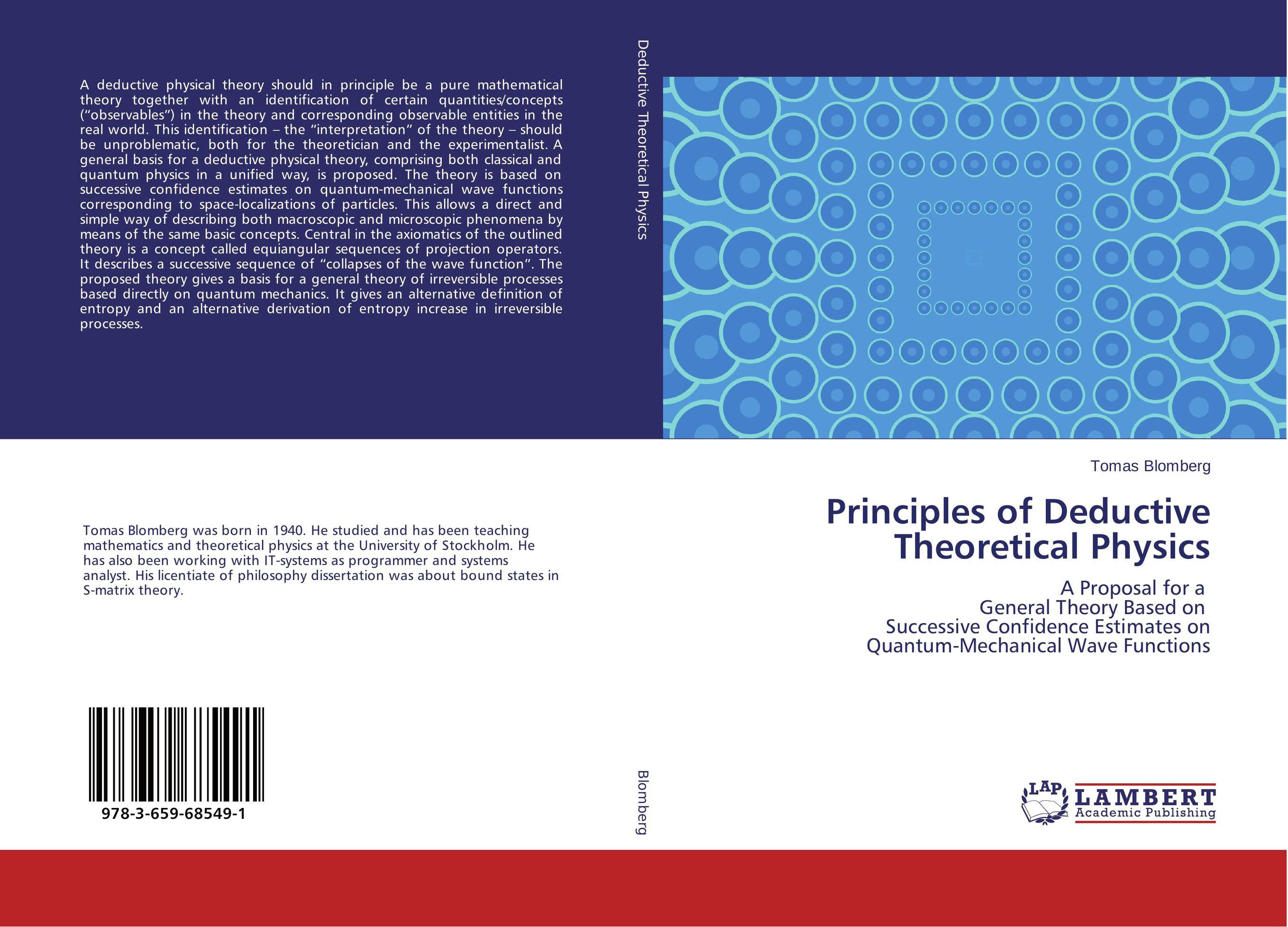 Principles of Deductive Theoretical Physics кейнс джон мейнард the general theory of employment interest