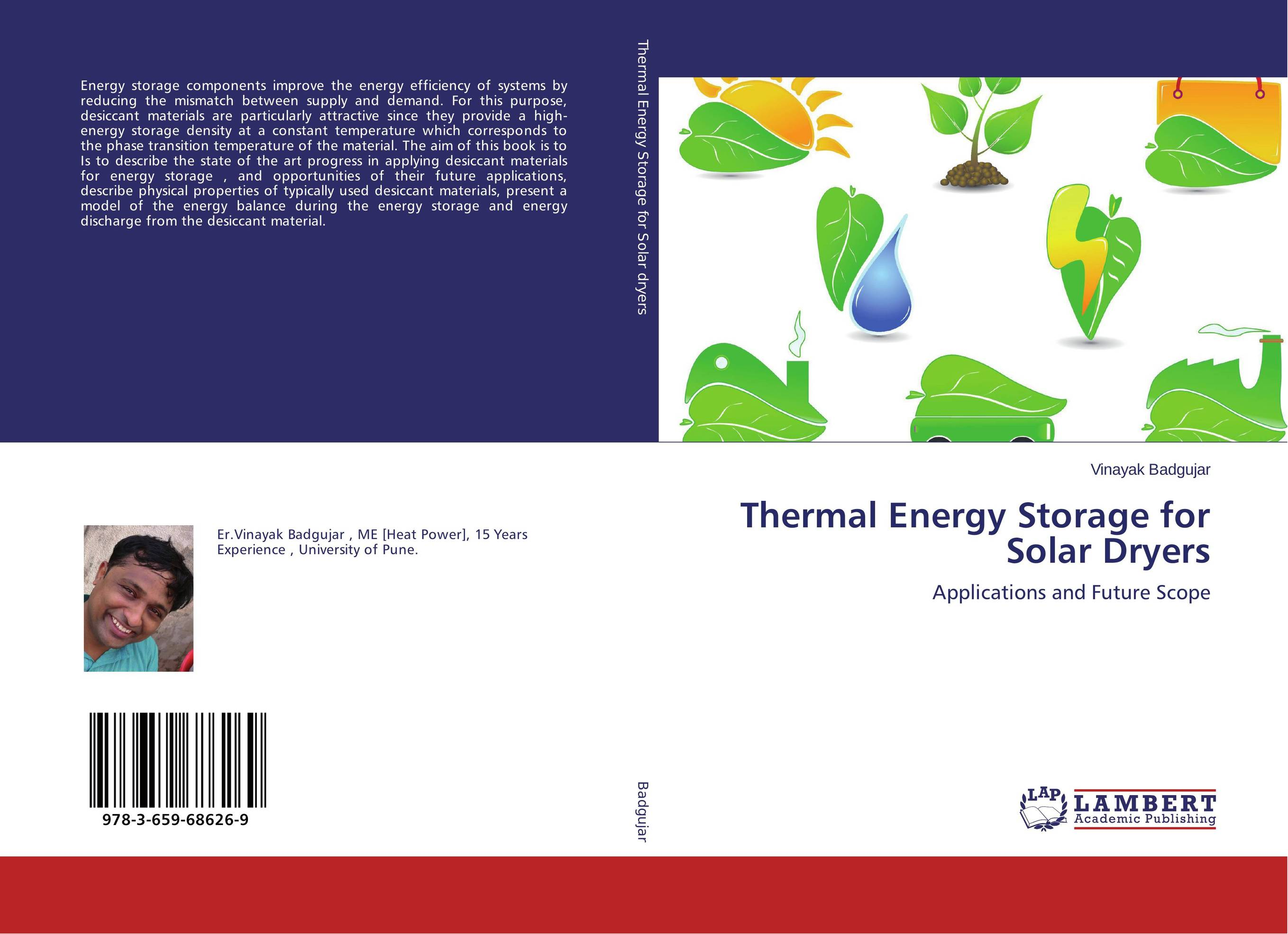 Thermal Energy Storage for Solar Dryers