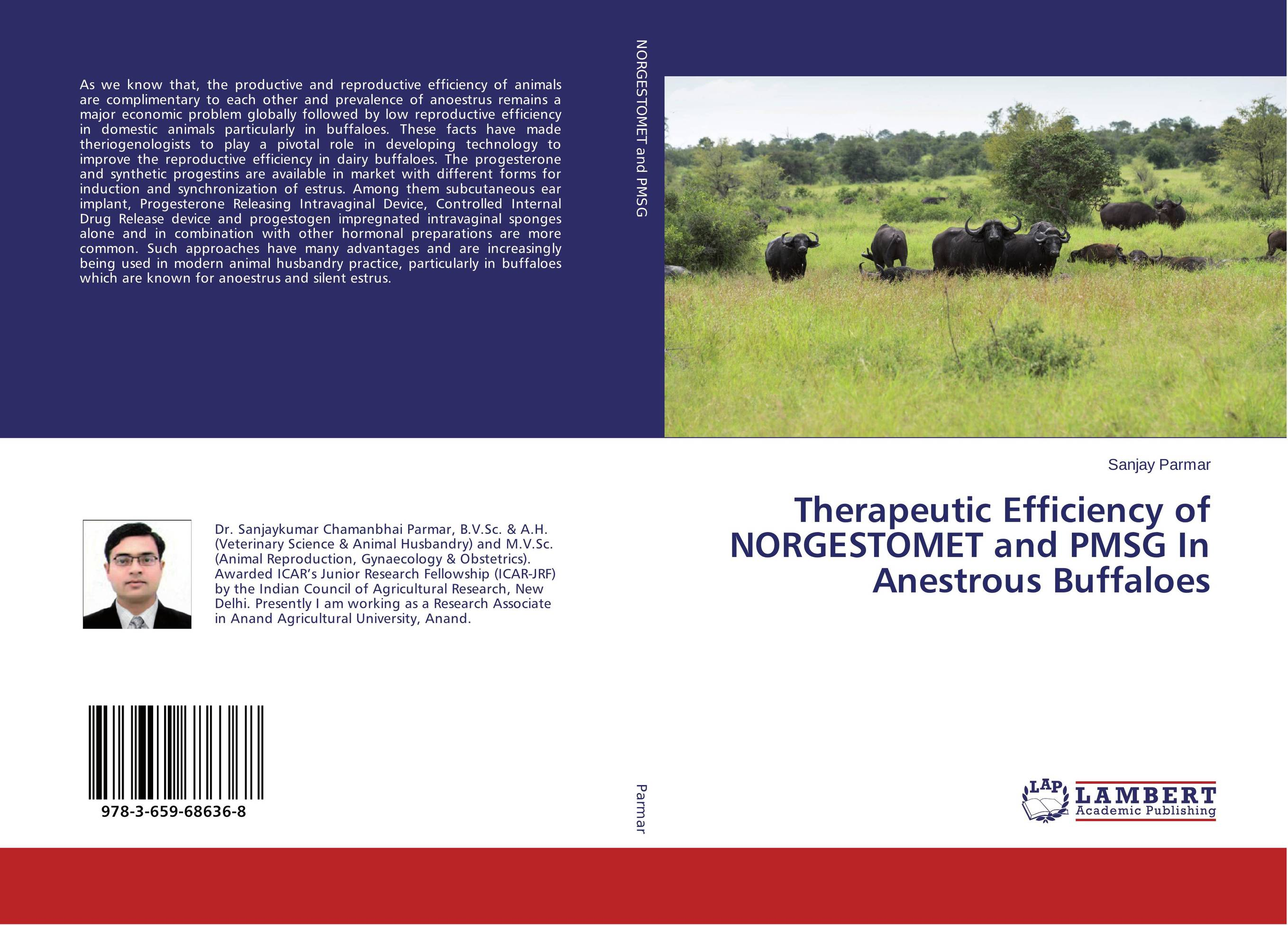 Therapeutic Efficiency of NORGESTOMET and PMSG In Anestrous Buffaloes therapeutic efficiency of norgestomet and pmsg in anestrous buffaloes